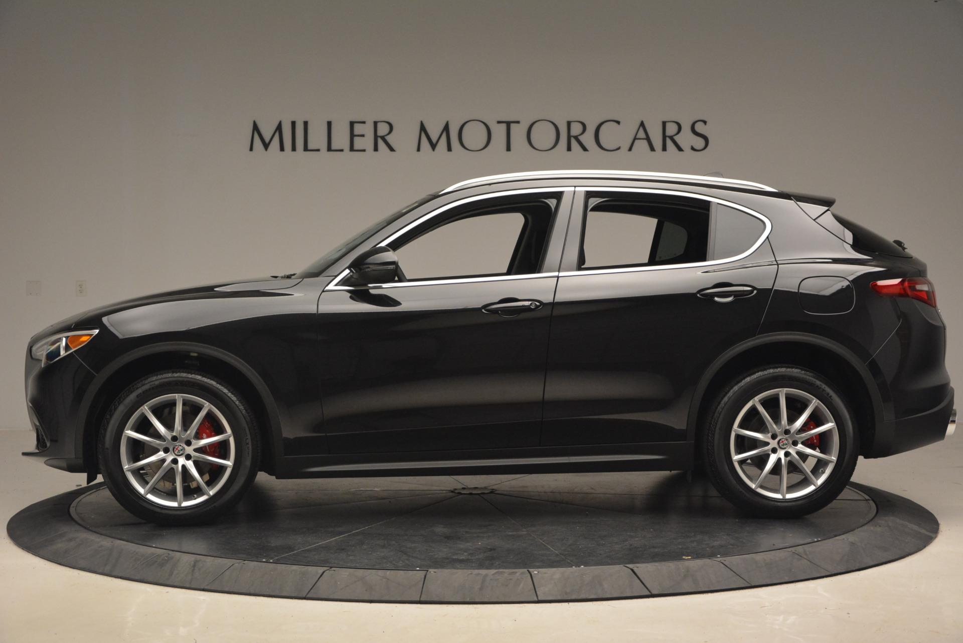 New 2018 Alfa Romeo Stelvio Ti Q4 For Sale In Westport, CT 1351_p2