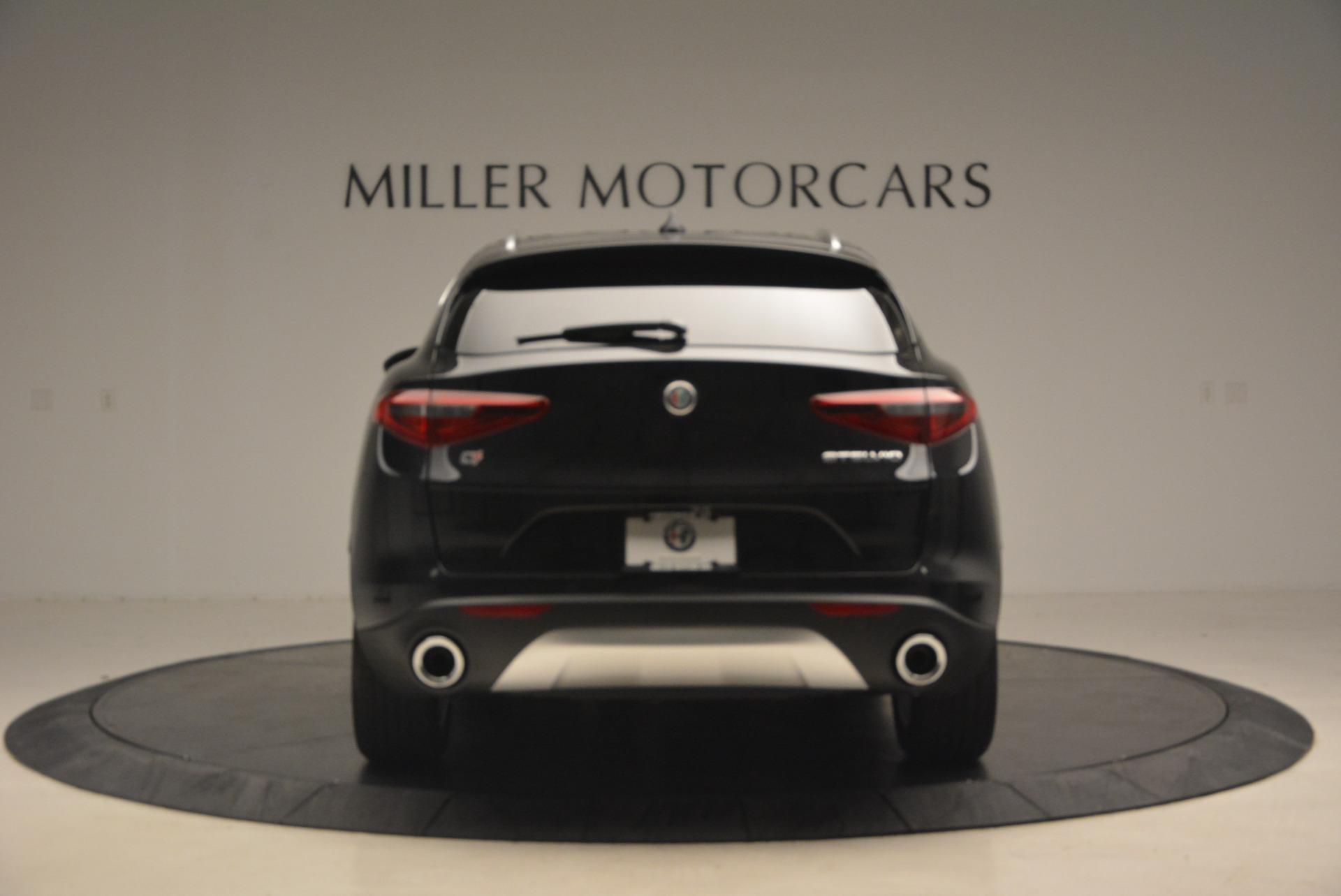 New 2018 Alfa Romeo Stelvio Ti Q4 For Sale In Westport, CT 1351_p5