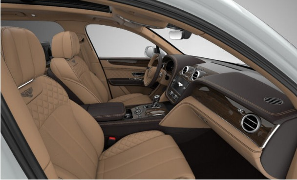 Used 2017 Bentley Bentayga  For Sale In Westport, CT 1359_p6