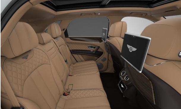 Used 2017 Bentley Bentayga  For Sale In Westport, CT 1359_p7