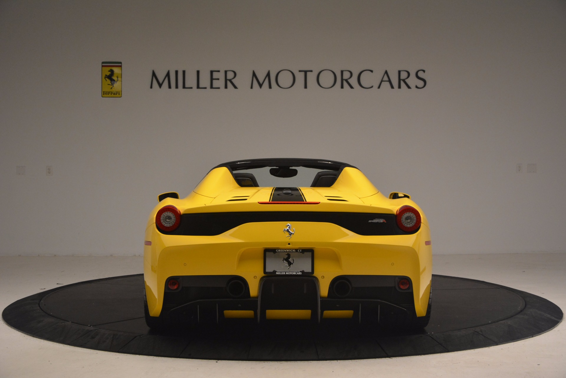 Used 2015 Ferrari 458 Speciale Aperta  For Sale In Westport, CT 1360_p6