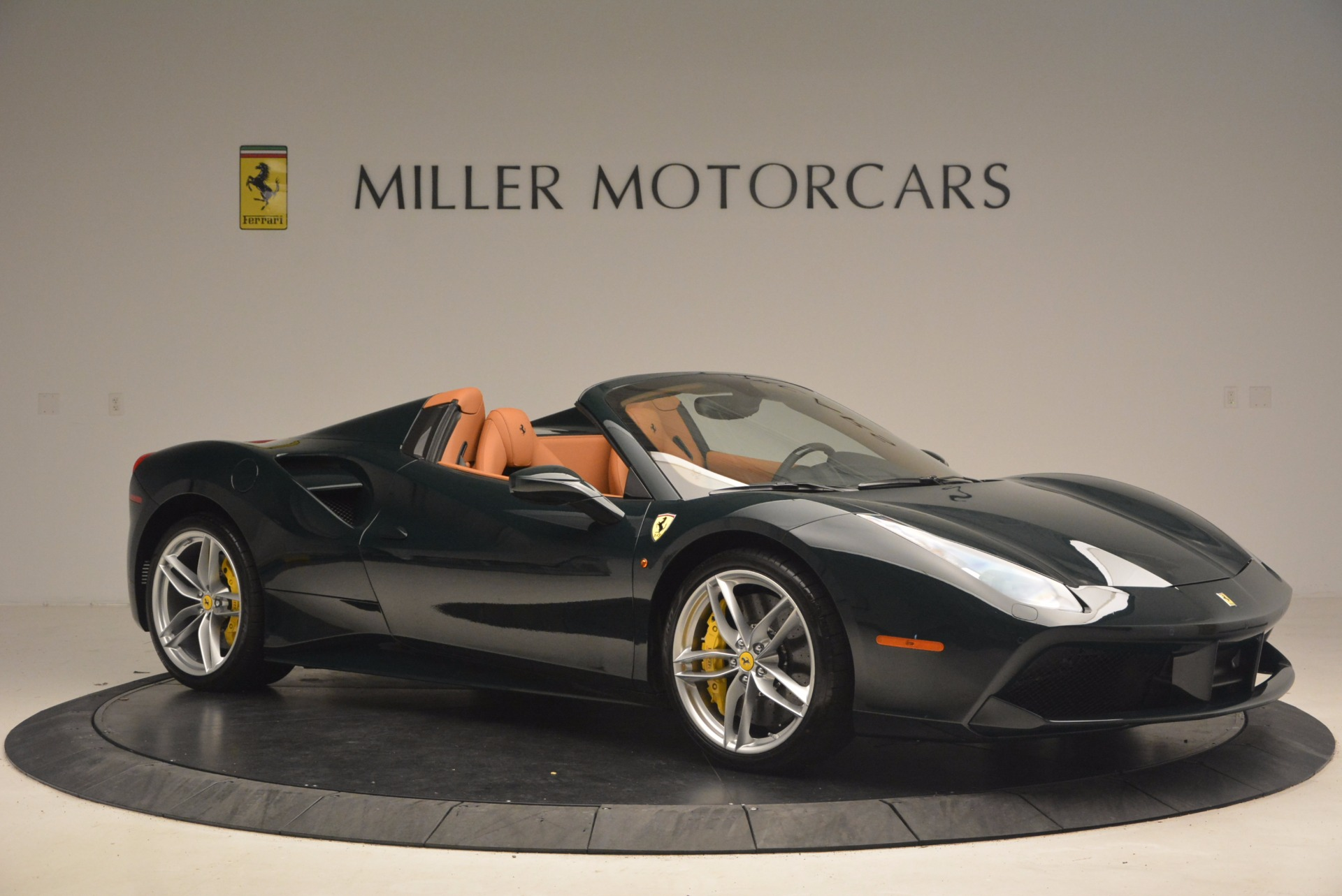 Used 2016 Ferrari 488 Spider  For Sale In Westport, CT 1361_p10