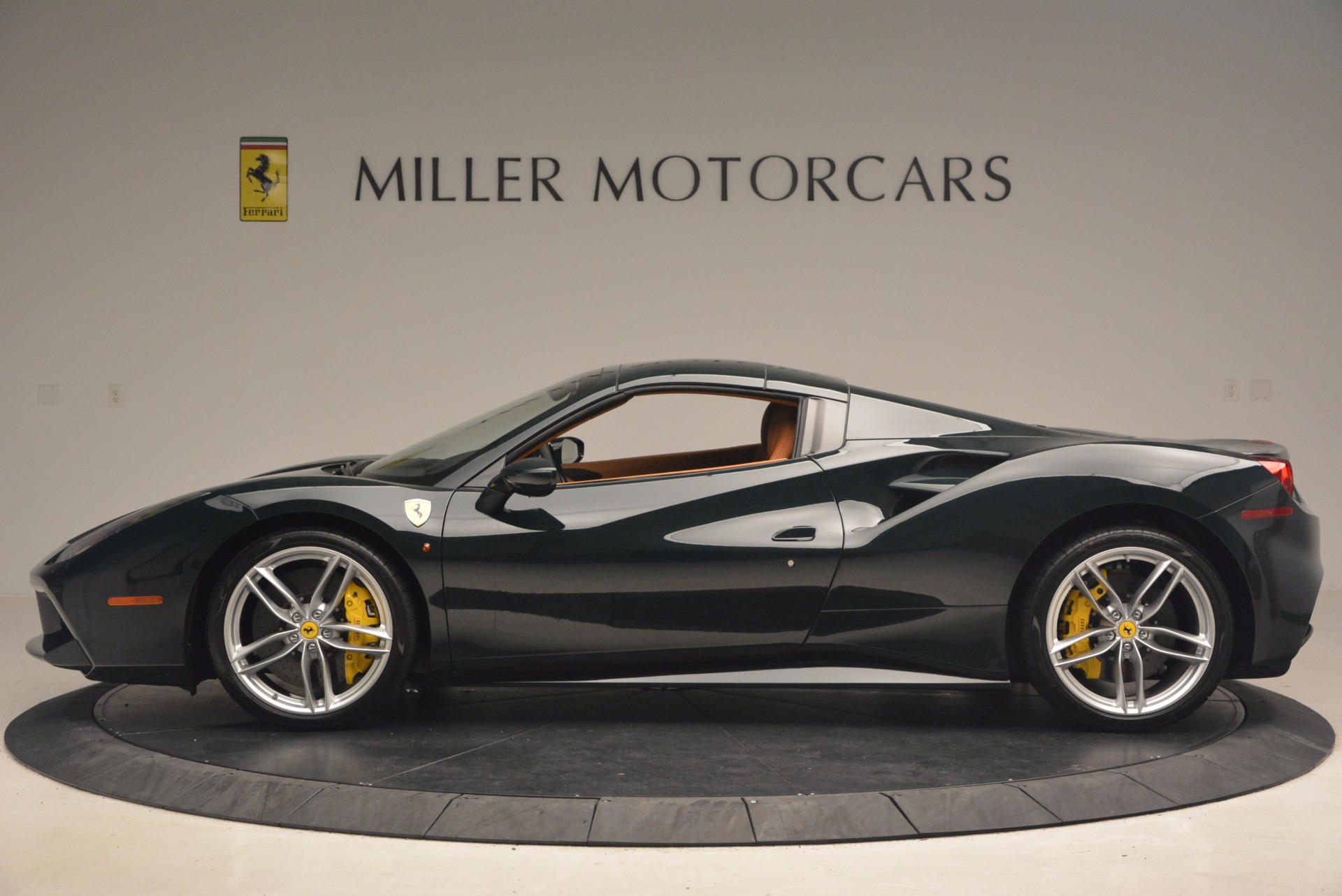 Used 2016 Ferrari 488 Spider  For Sale In Westport, CT 1361_p15