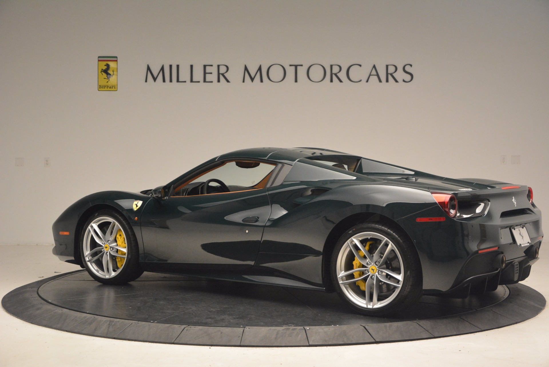 Used 2016 Ferrari 488 Spider  For Sale In Westport, CT 1361_p16