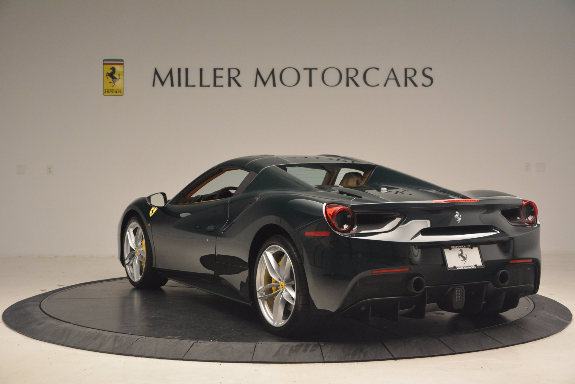 Used 2016 Ferrari 488 Spider  For Sale In Westport, CT 1361_p17
