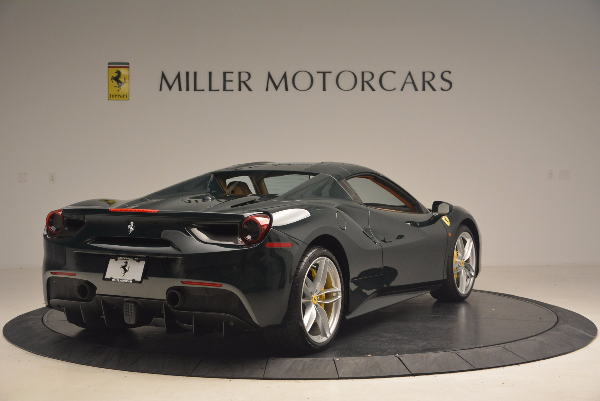 Used 2016 Ferrari 488 Spider  For Sale In Westport, CT 1361_p19