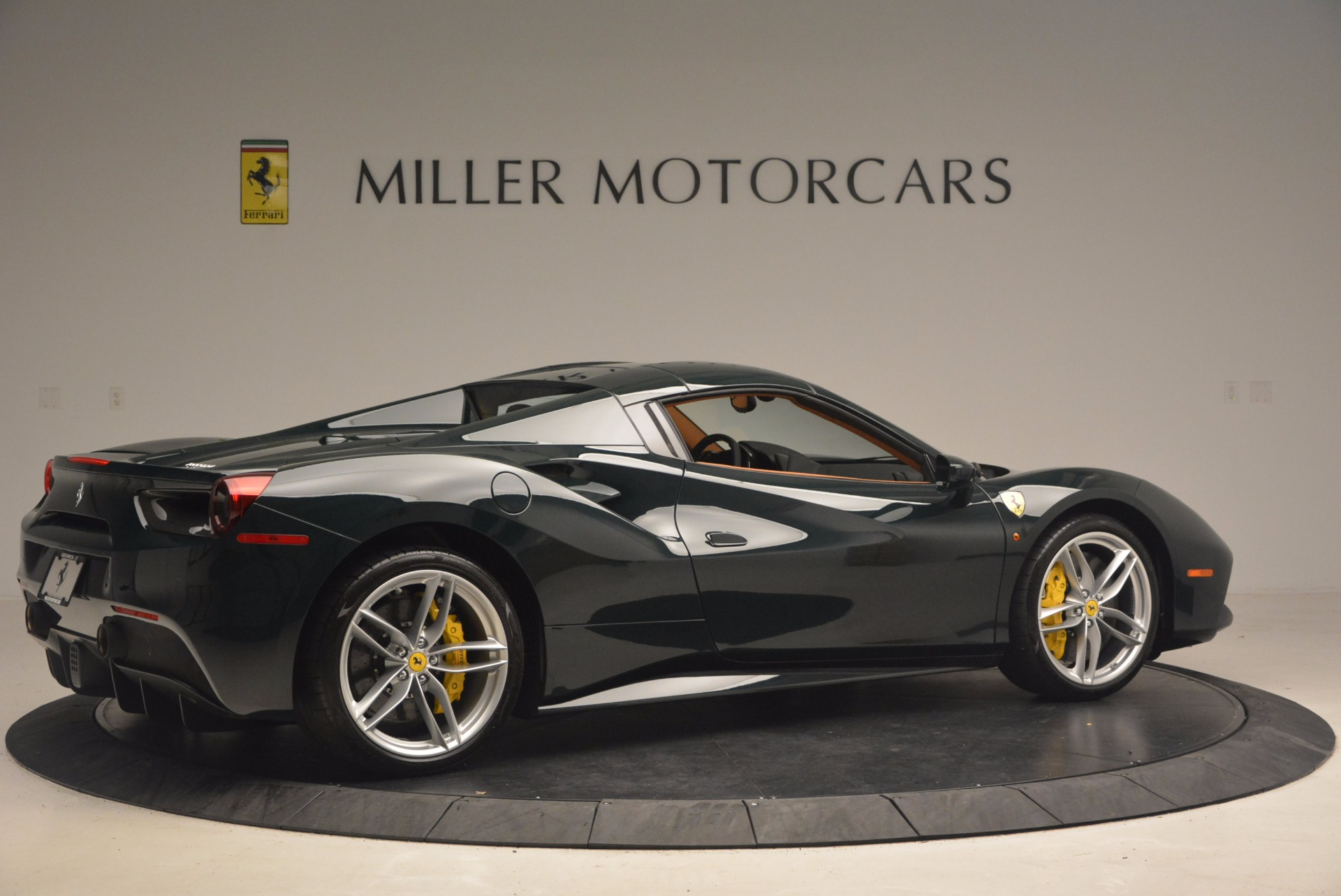 Used 2016 Ferrari 488 Spider  For Sale In Westport, CT 1361_p20