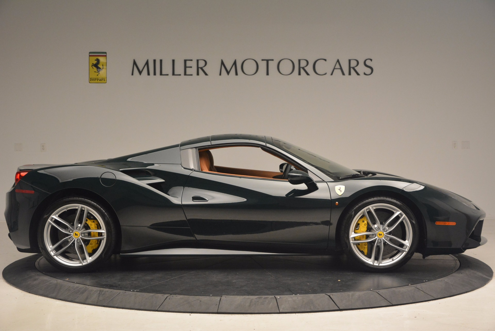 Used 2016 Ferrari 488 Spider  For Sale In Westport, CT 1361_p21
