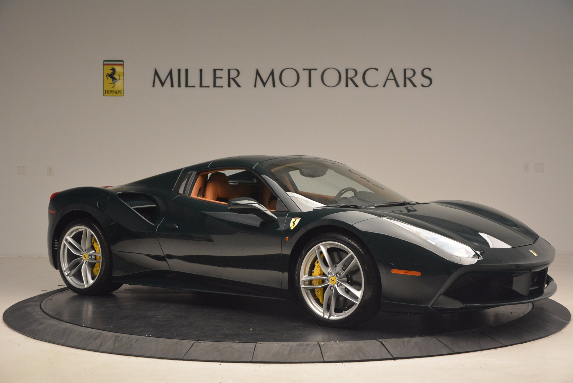 Used 2016 Ferrari 488 Spider  For Sale In Westport, CT 1361_p22