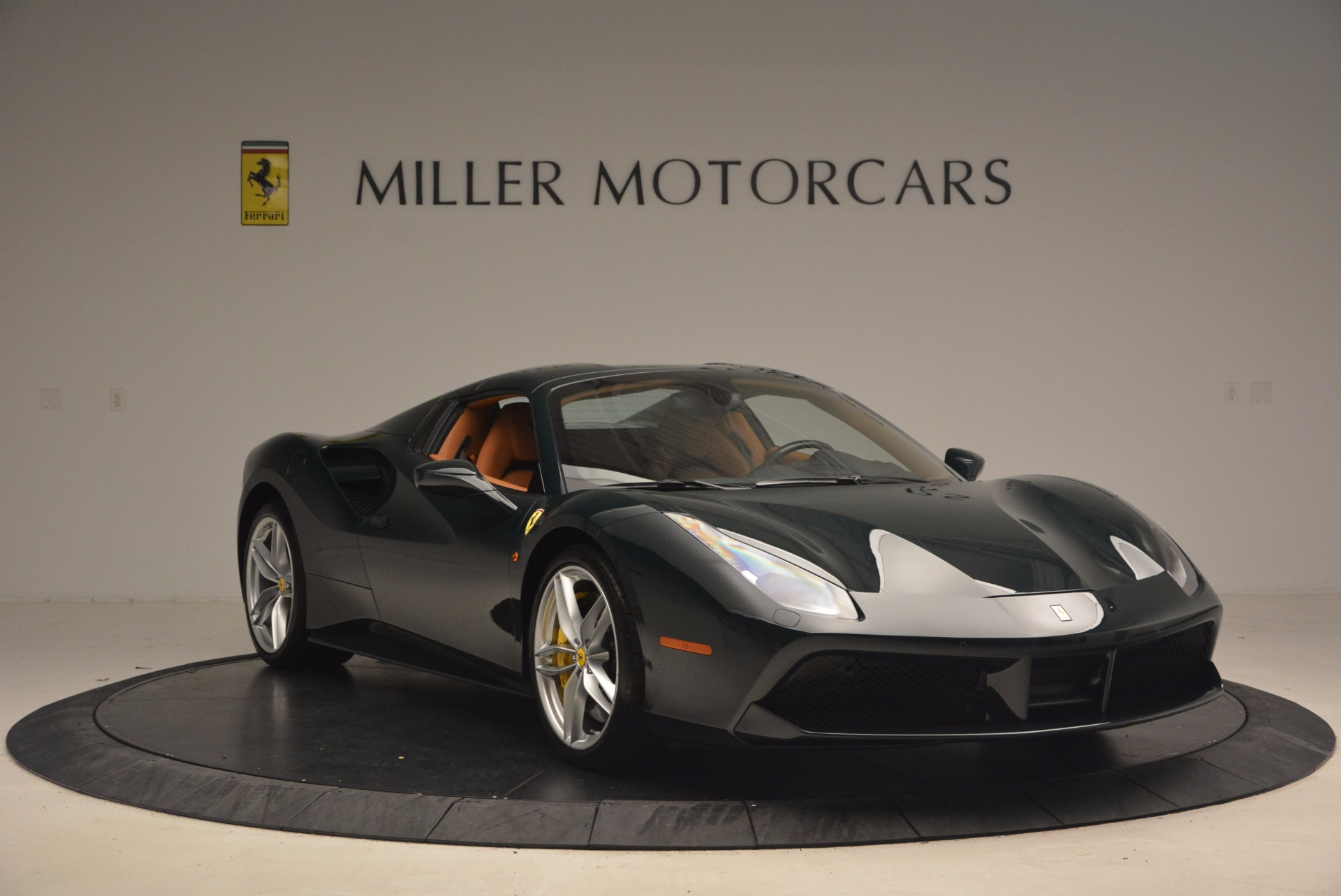 Used 2016 Ferrari 488 Spider  For Sale In Westport, CT 1361_p23
