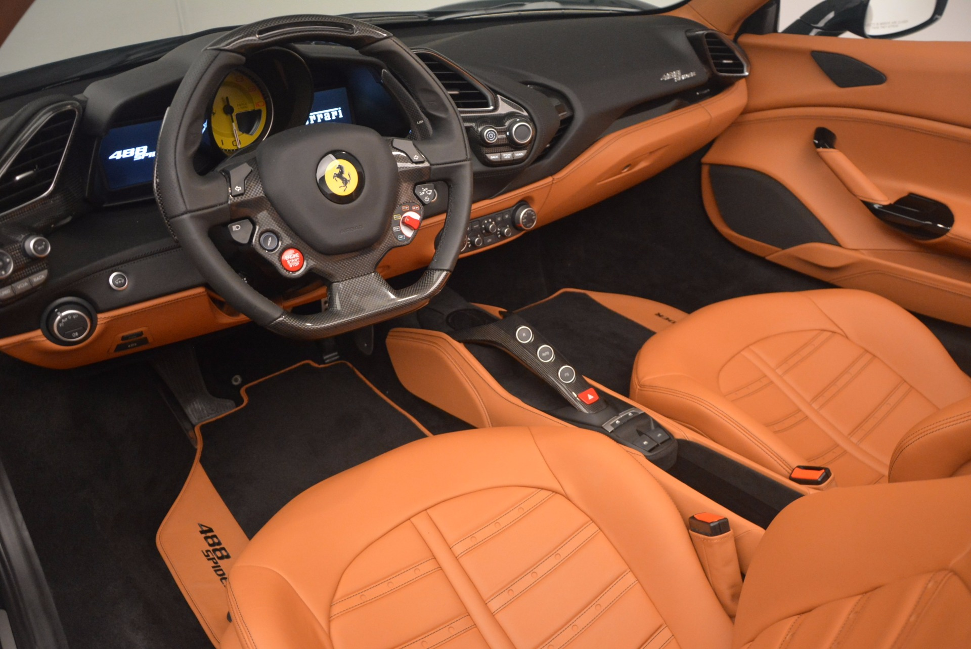 Used 2016 Ferrari 488 Spider  For Sale In Westport, CT 1361_p25