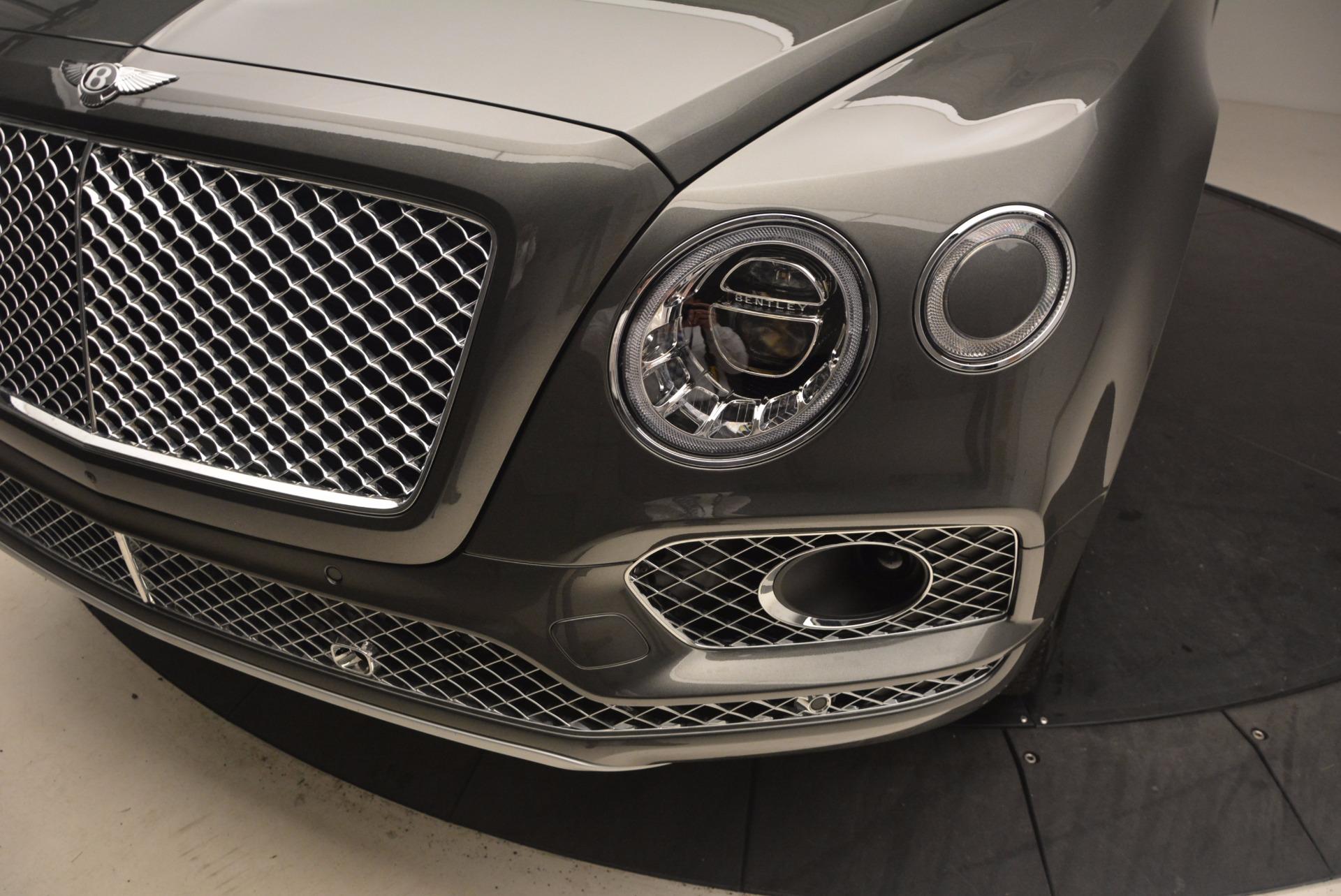 New 2018 Bentley Bentayga  For Sale In Westport, CT 1363_p14