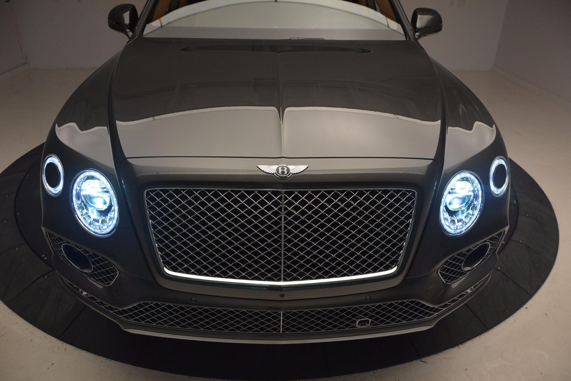 New 2018 Bentley Bentayga  For Sale In Westport, CT 1363_p16