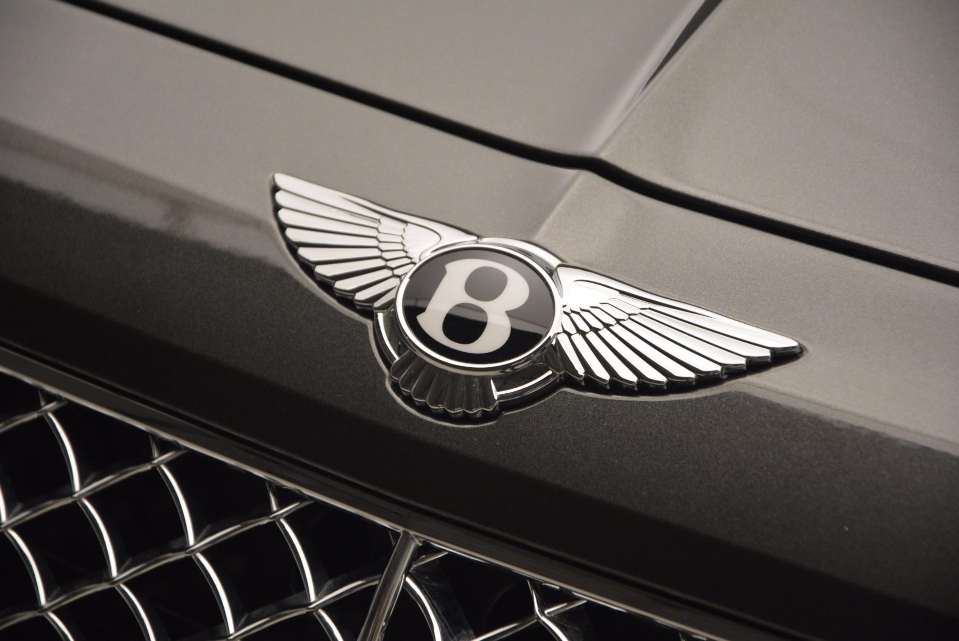 New 2018 Bentley Bentayga  For Sale In Westport, CT 1363_p18