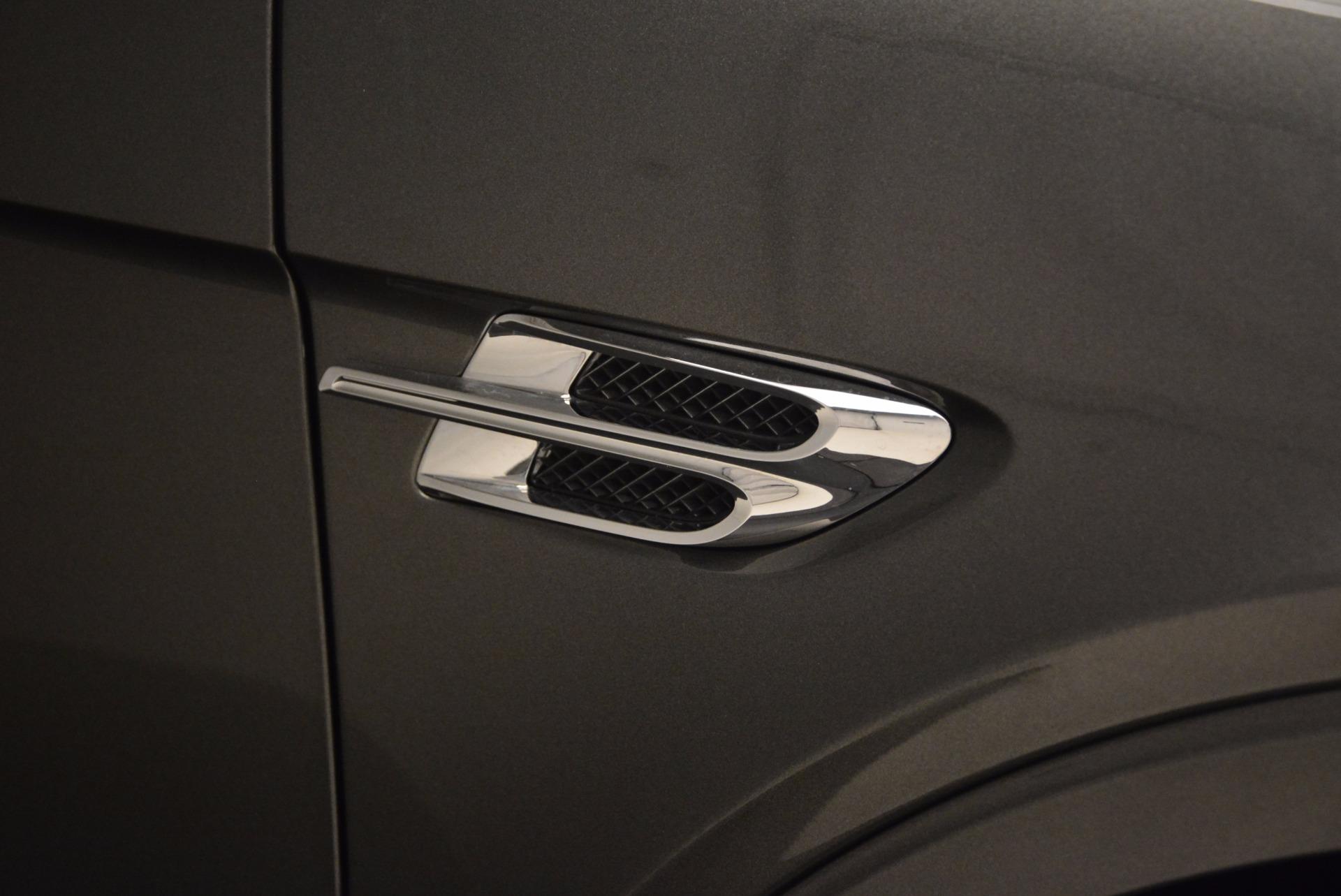 New 2018 Bentley Bentayga  For Sale In Westport, CT 1363_p20