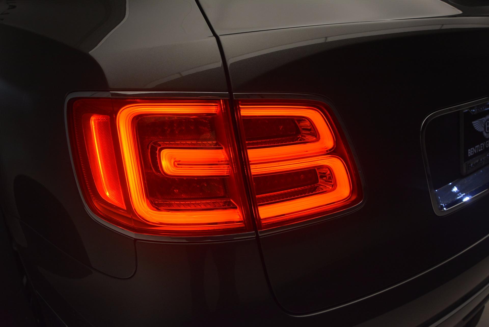 New 2018 Bentley Bentayga  For Sale In Westport, CT 1363_p22