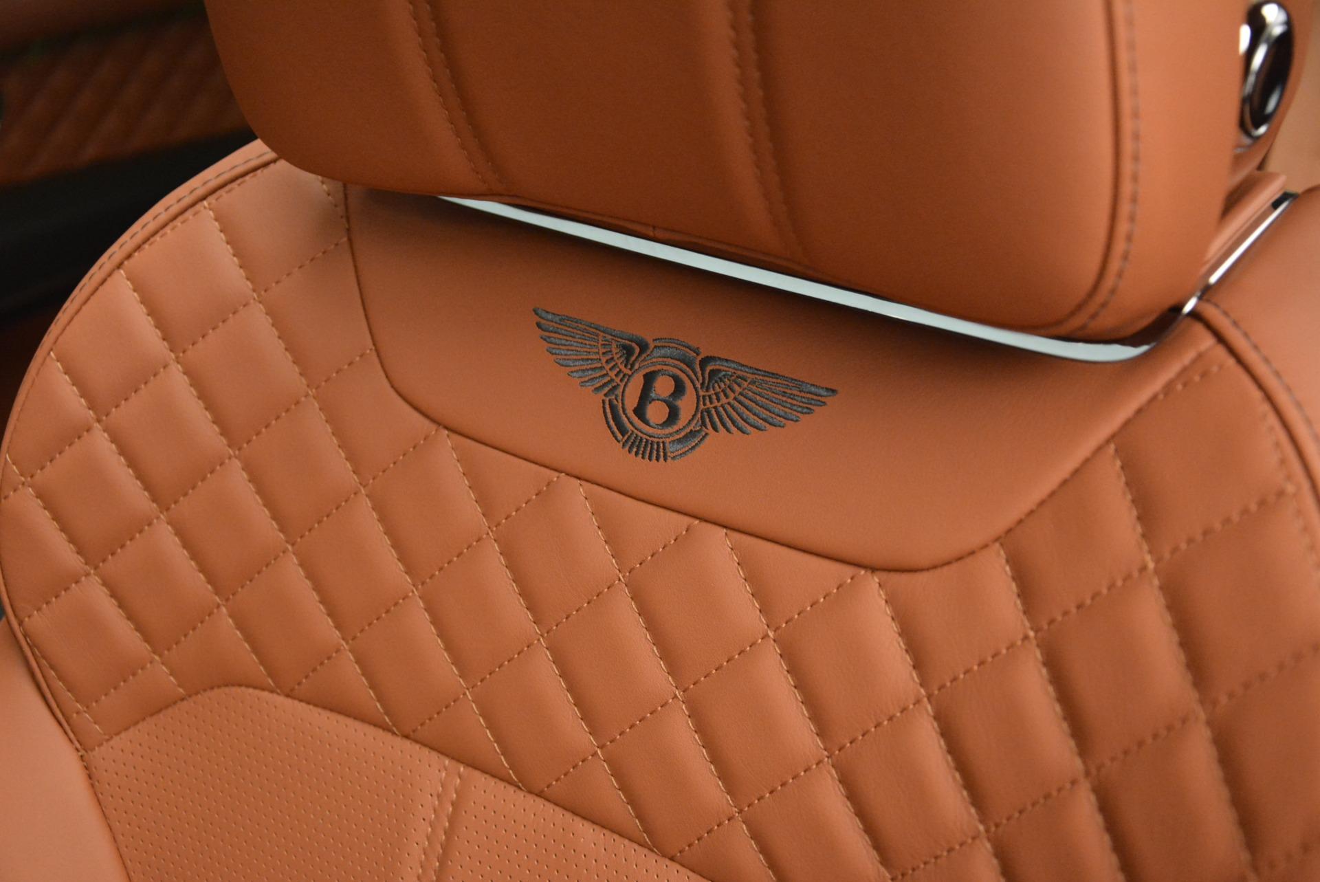 New 2018 Bentley Bentayga  For Sale In Westport, CT 1363_p30