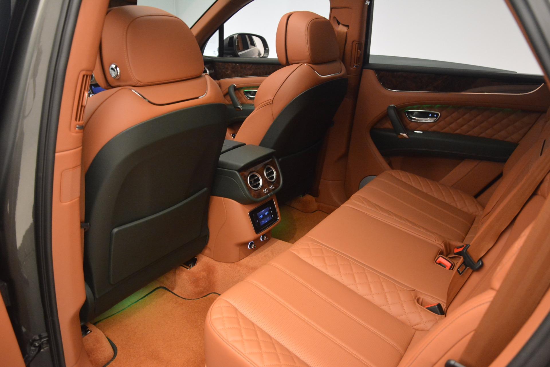 New 2018 Bentley Bentayga  For Sale In Westport, CT 1363_p32