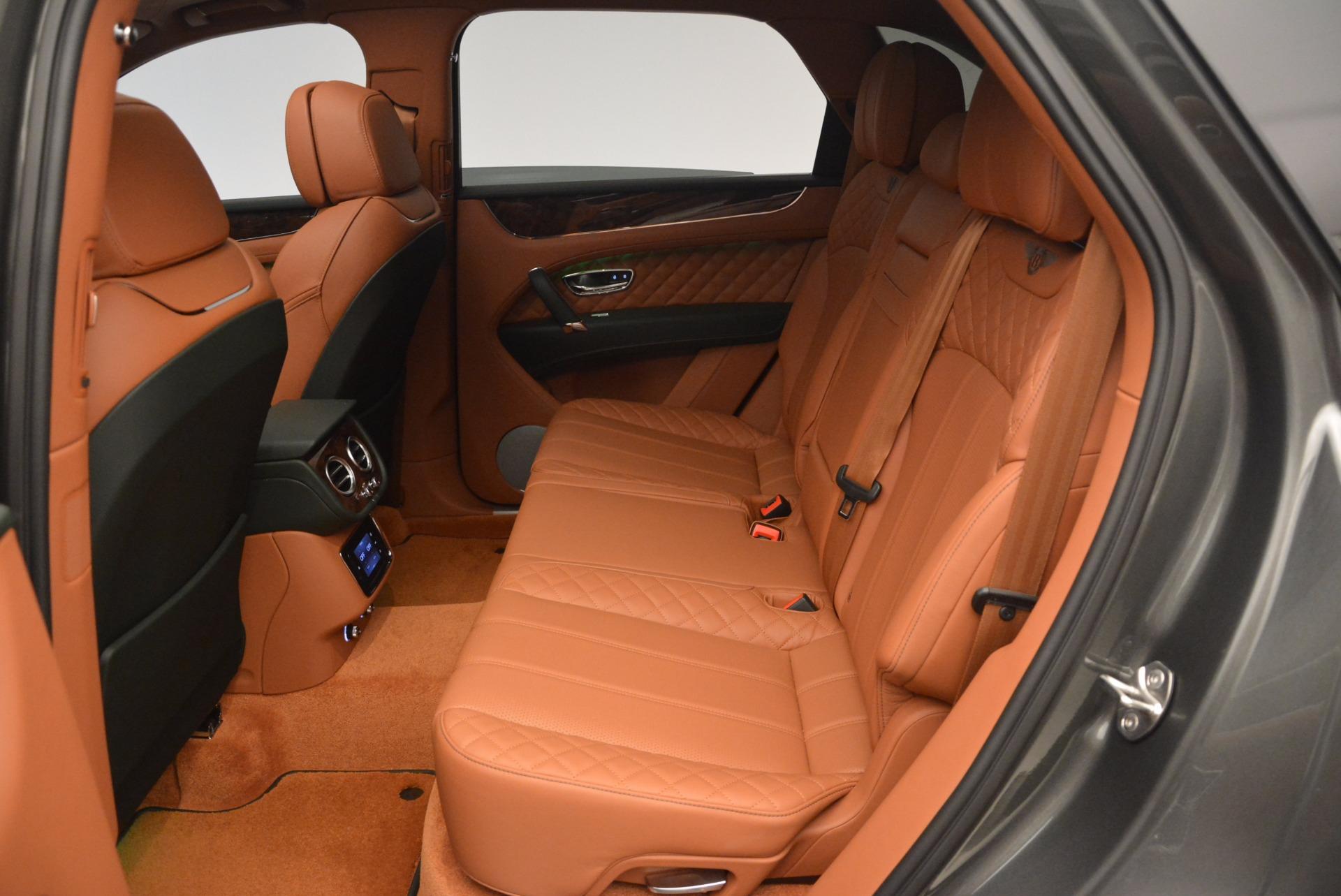 New 2018 Bentley Bentayga  For Sale In Westport, CT 1363_p33