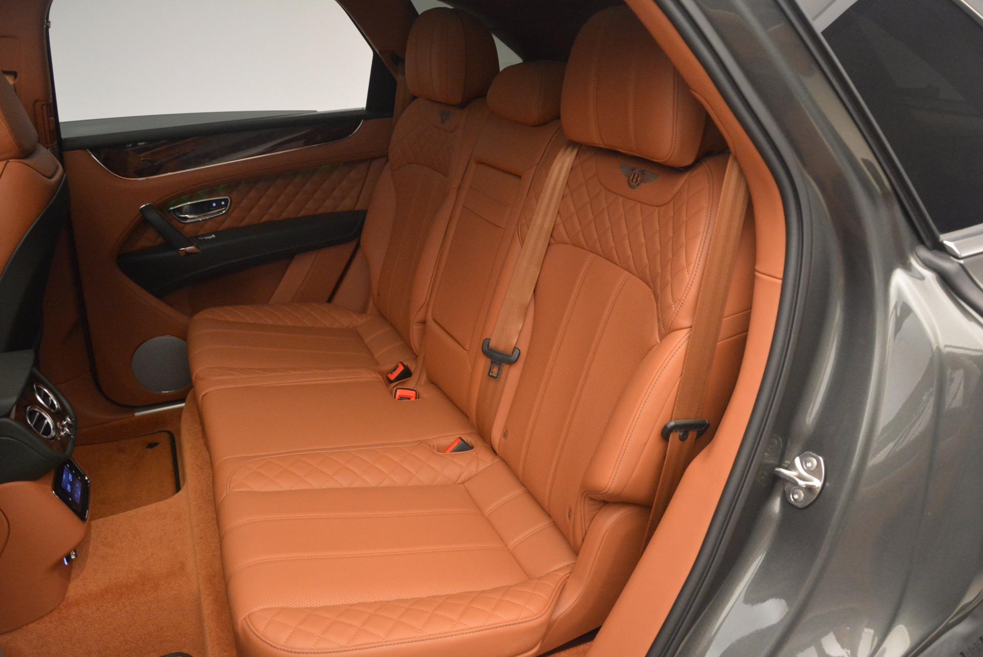 New 2018 Bentley Bentayga  For Sale In Westport, CT 1363_p34