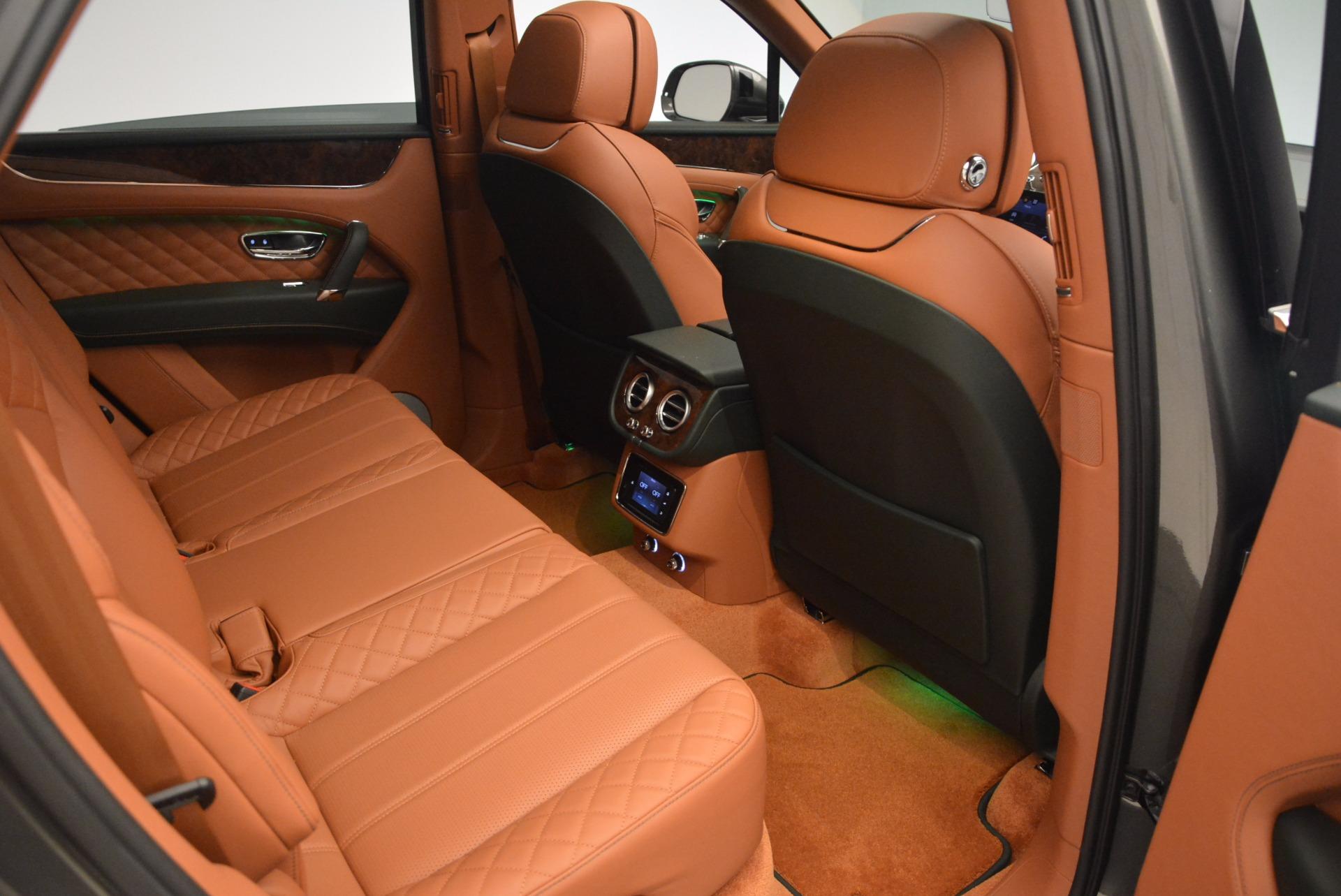 New 2018 Bentley Bentayga  For Sale In Westport, CT 1363_p38