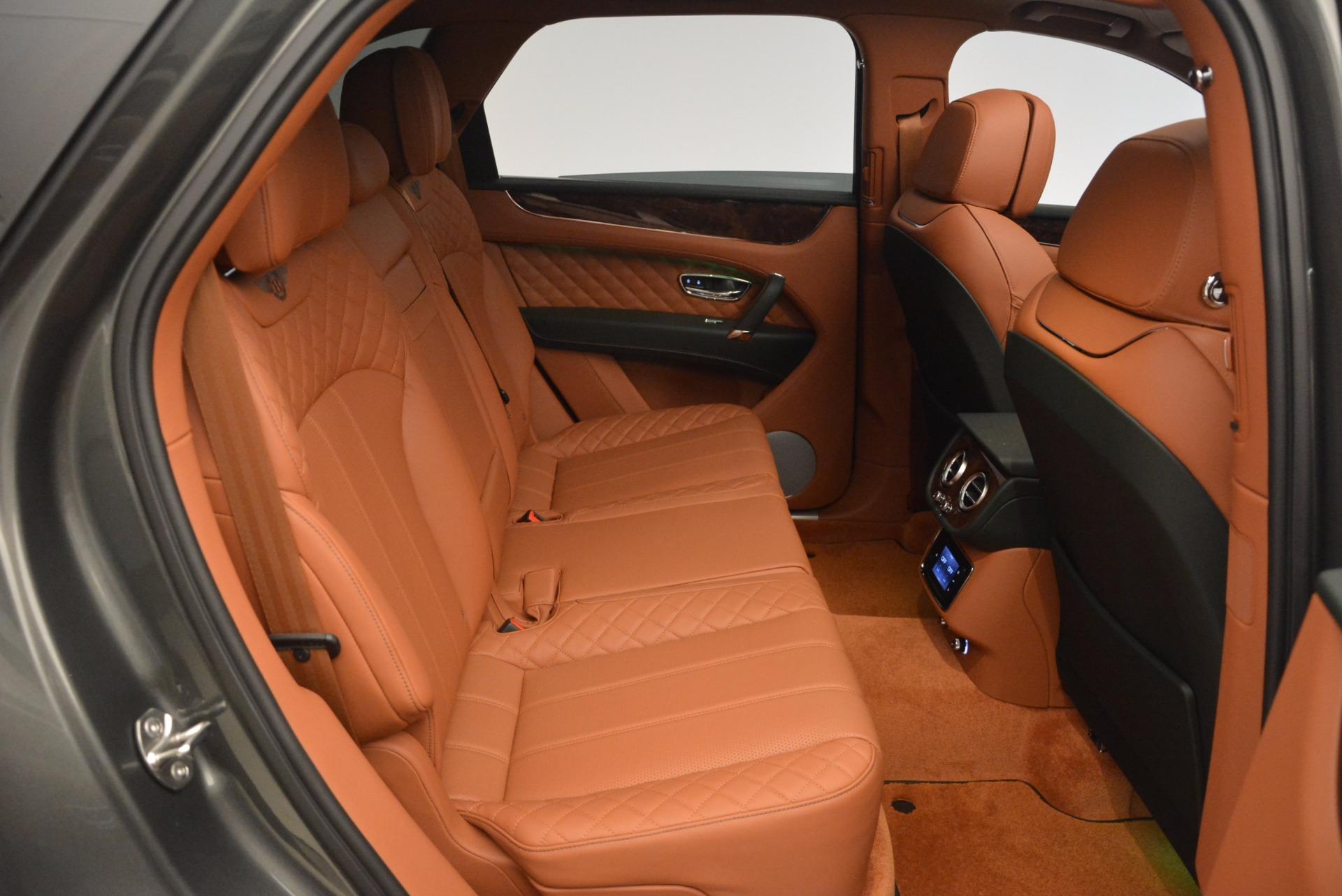 New 2018 Bentley Bentayga  For Sale In Westport, CT 1363_p39