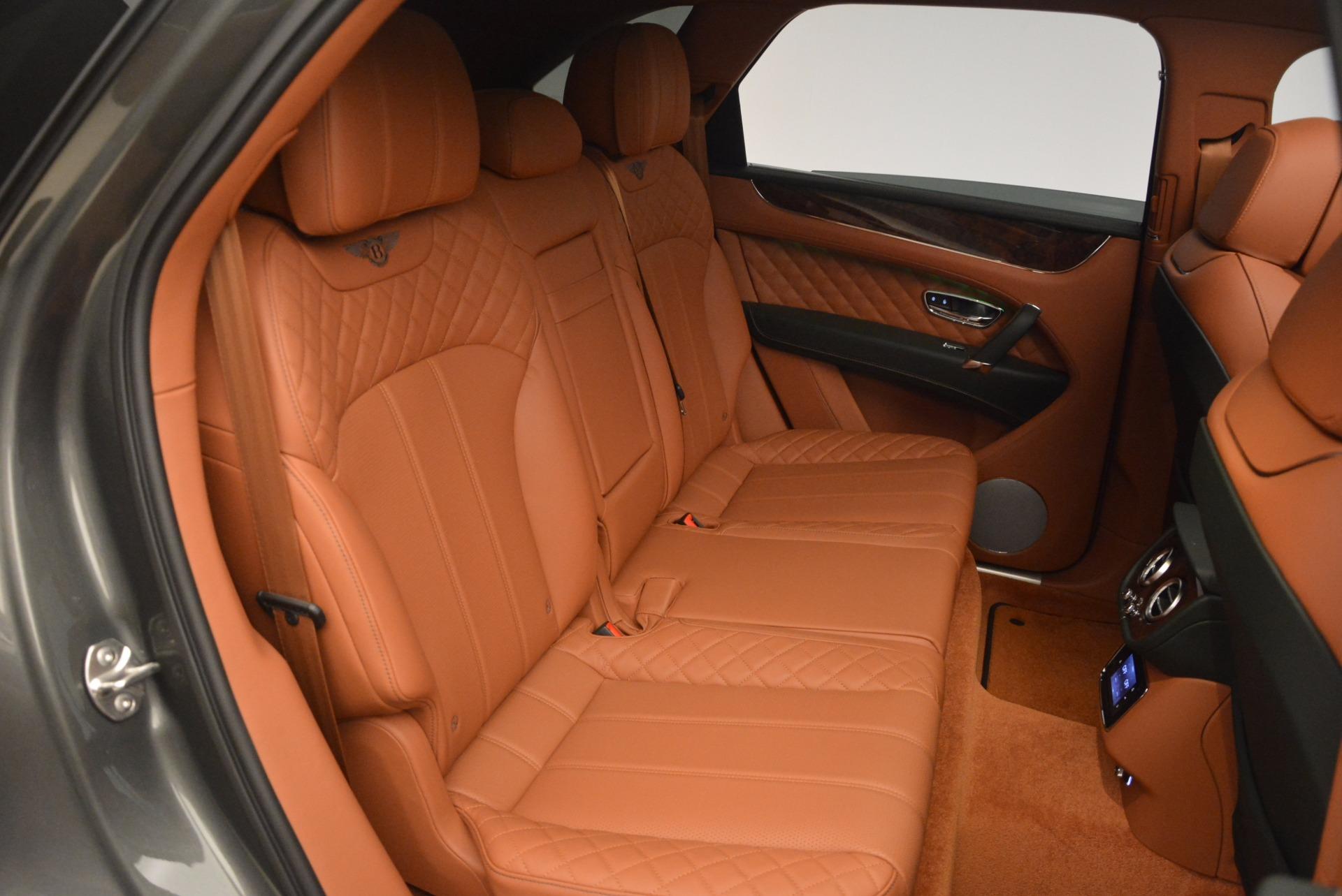 New 2018 Bentley Bentayga  For Sale In Westport, CT 1363_p40