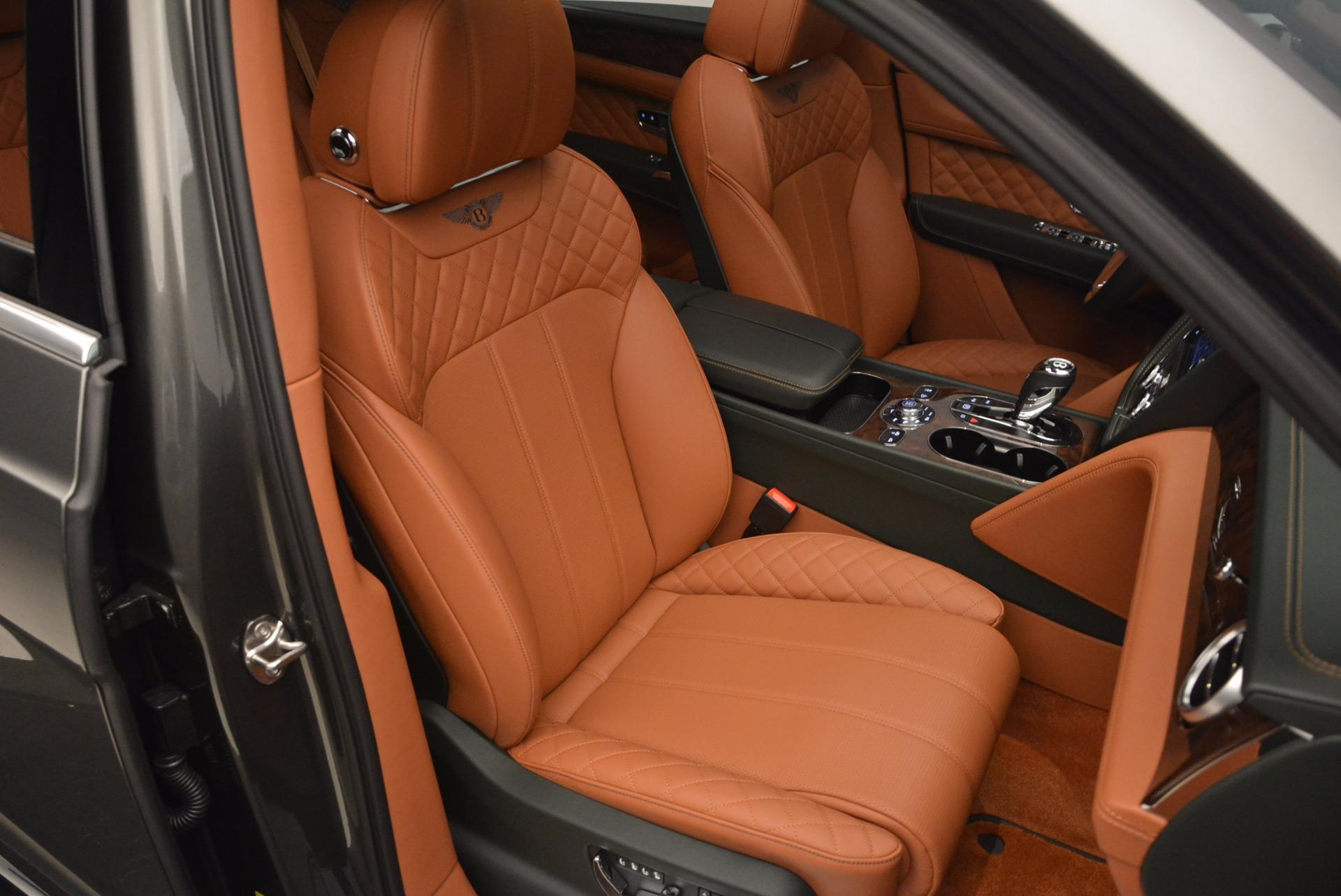 New 2018 Bentley Bentayga  For Sale In Westport, CT 1363_p45