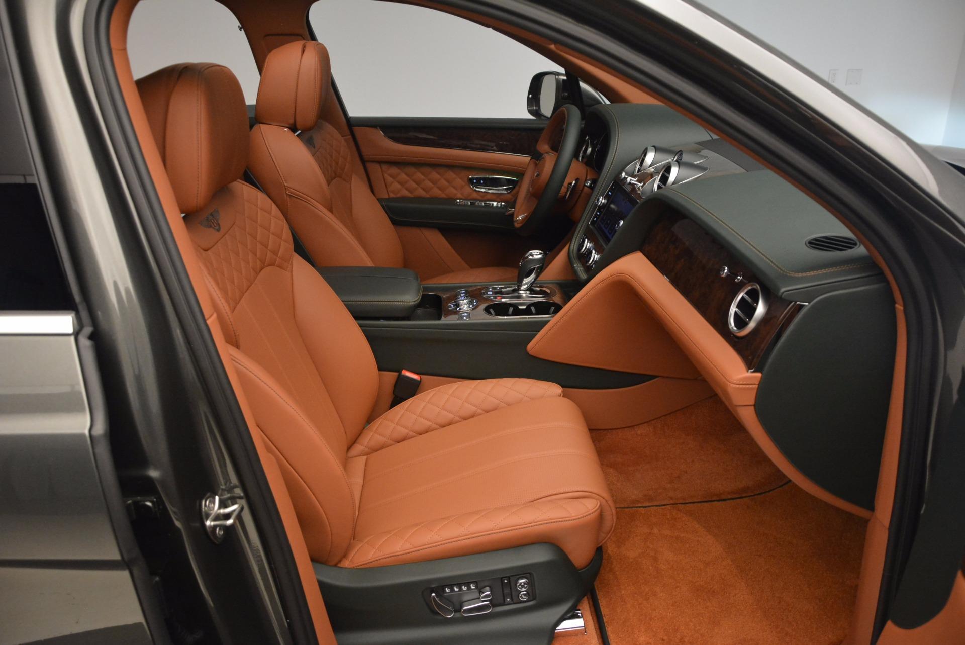 New 2018 Bentley Bentayga  For Sale In Westport, CT 1363_p46