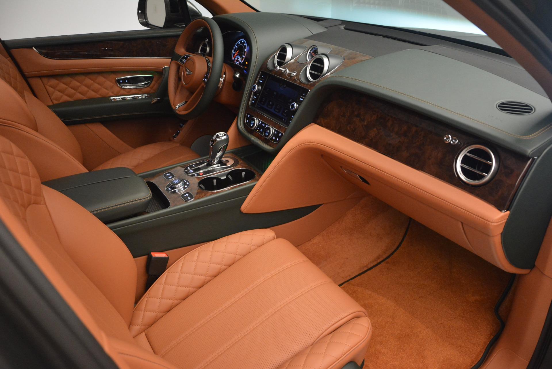 New 2018 Bentley Bentayga  For Sale In Westport, CT 1363_p47