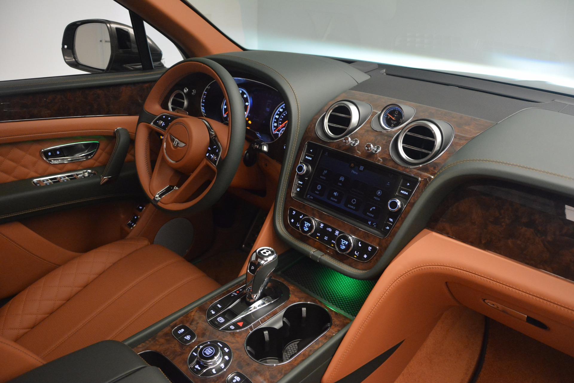 New 2018 Bentley Bentayga  For Sale In Westport, CT 1363_p49
