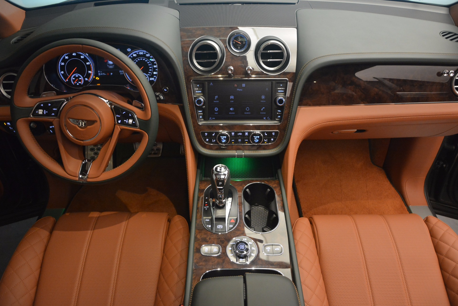 New 2018 Bentley Bentayga  For Sale In Westport, CT 1363_p50