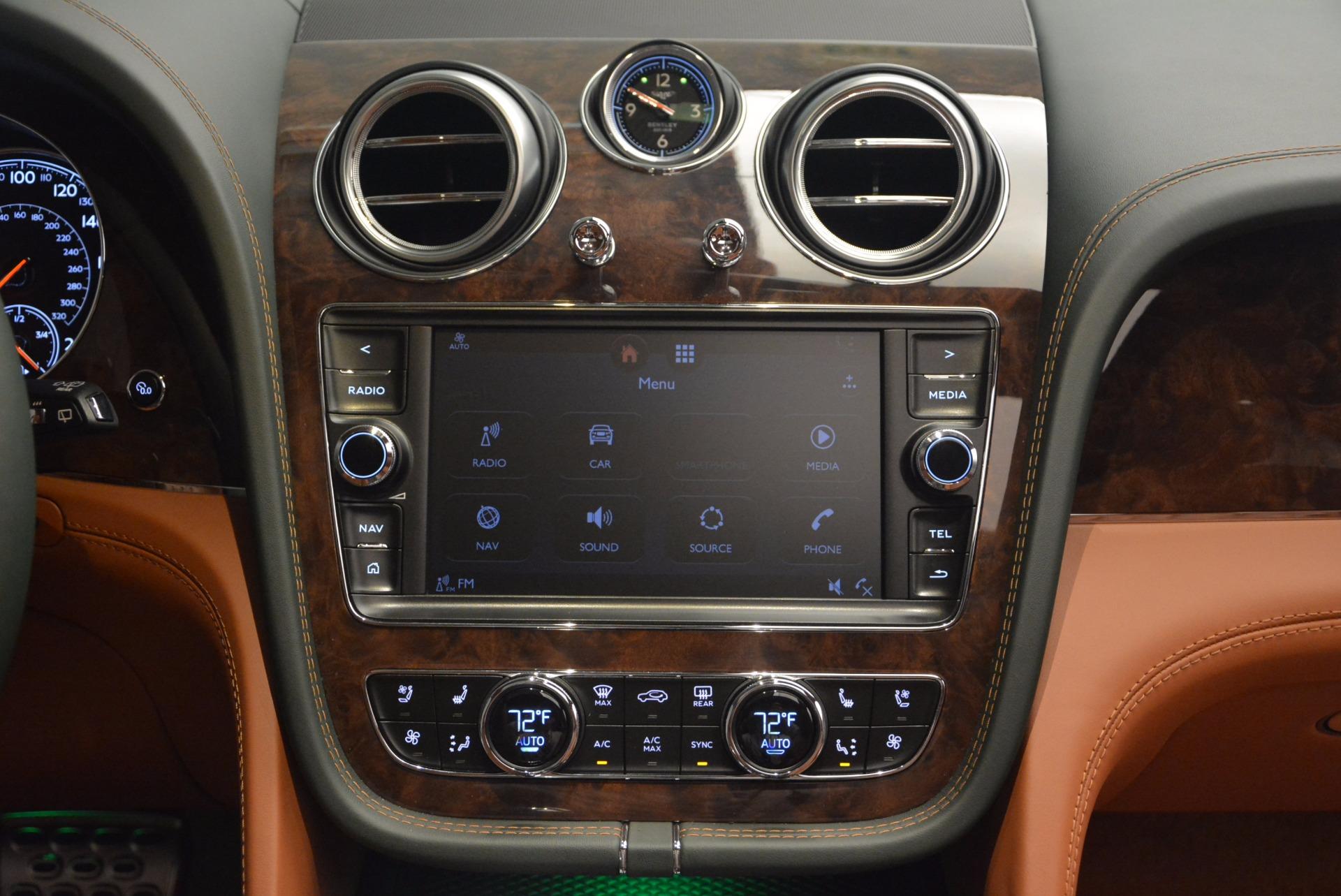 New 2018 Bentley Bentayga  For Sale In Westport, CT 1363_p51