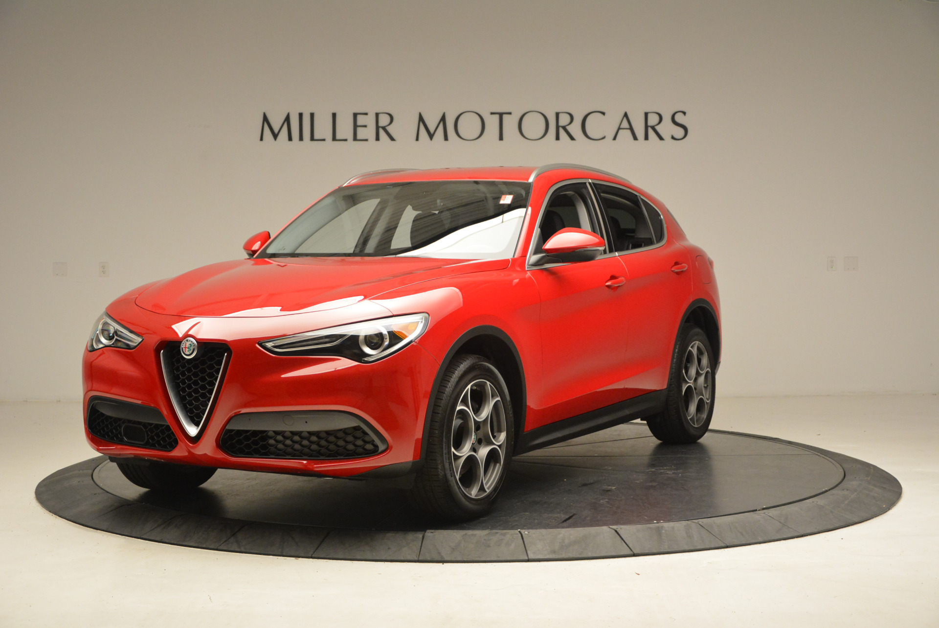 New 2018 Alfa Romeo Stelvio Q4 For Sale In Westport, CT 1365_main