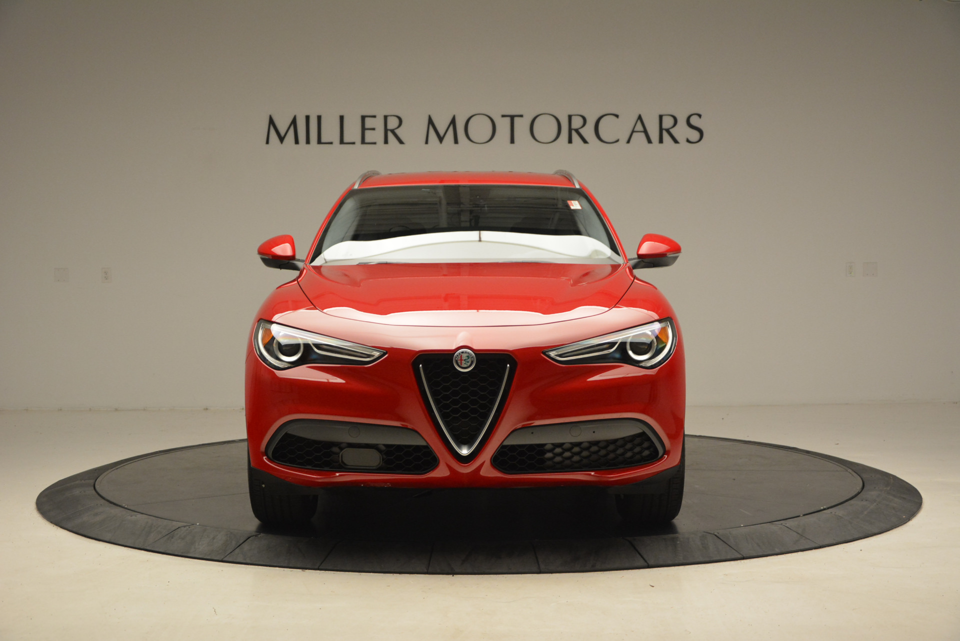 New 2018 Alfa Romeo Stelvio Q4 For Sale In Westport, CT 1365_p12