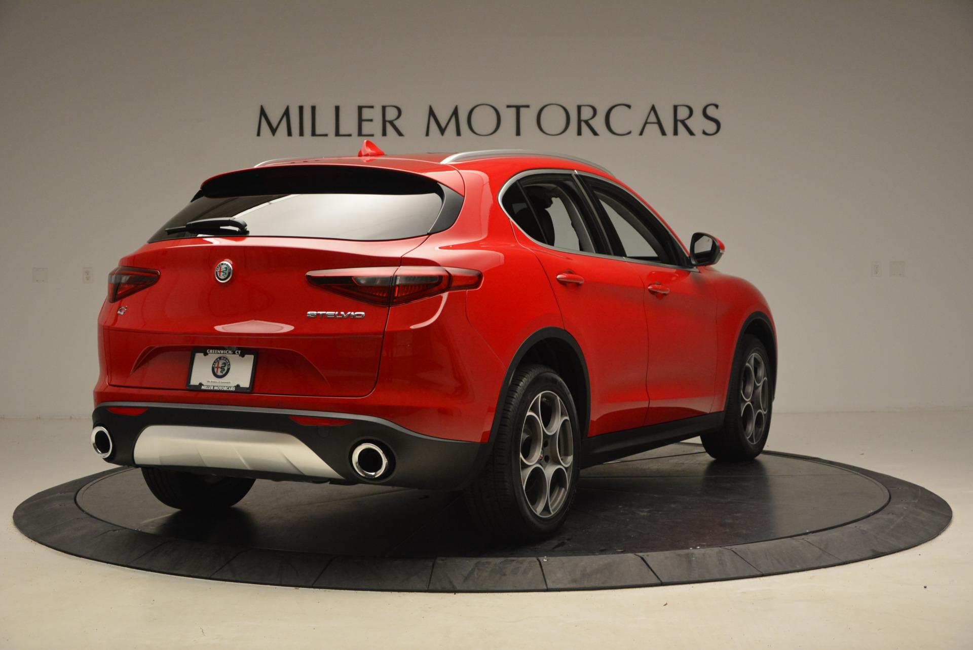 New 2018 Alfa Romeo Stelvio Q4 For Sale In Westport, CT 1365_p7