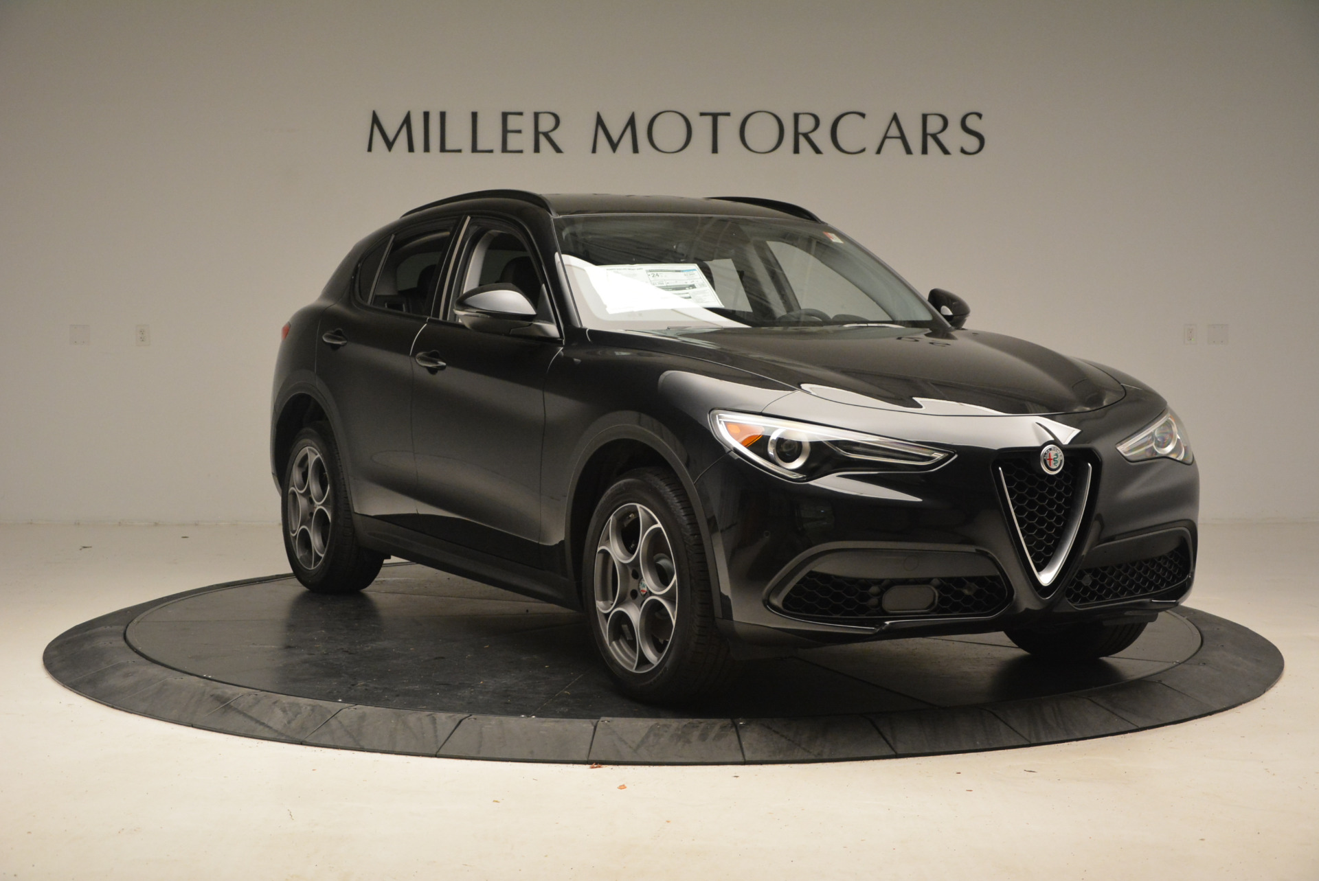 New 2018 Alfa Romeo Stelvio Sport Q4 For Sale In Westport, CT 1369_p11