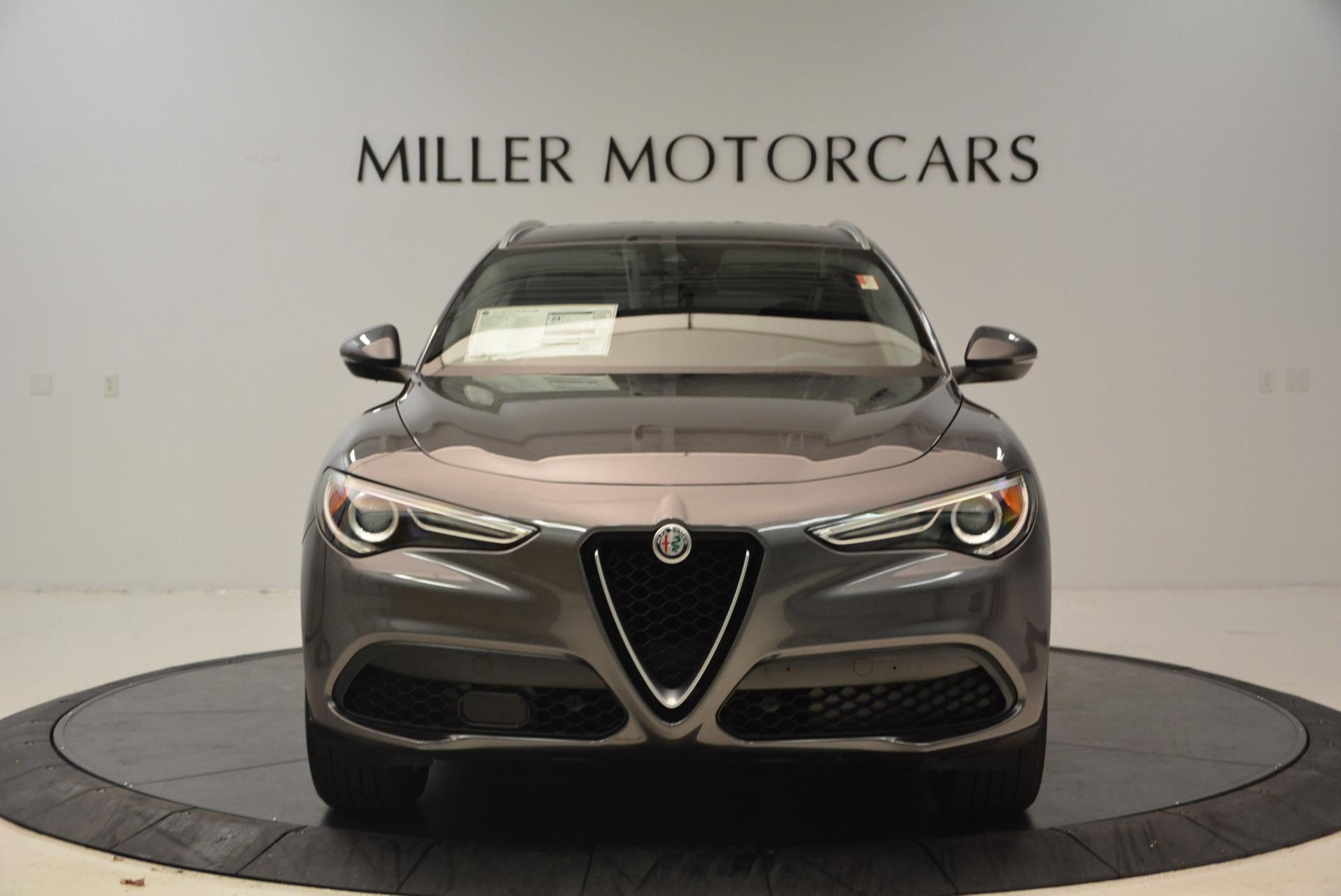 New 2018 Alfa Romeo Stelvio Ti Q4 For Sale In Westport, CT 1371_p12