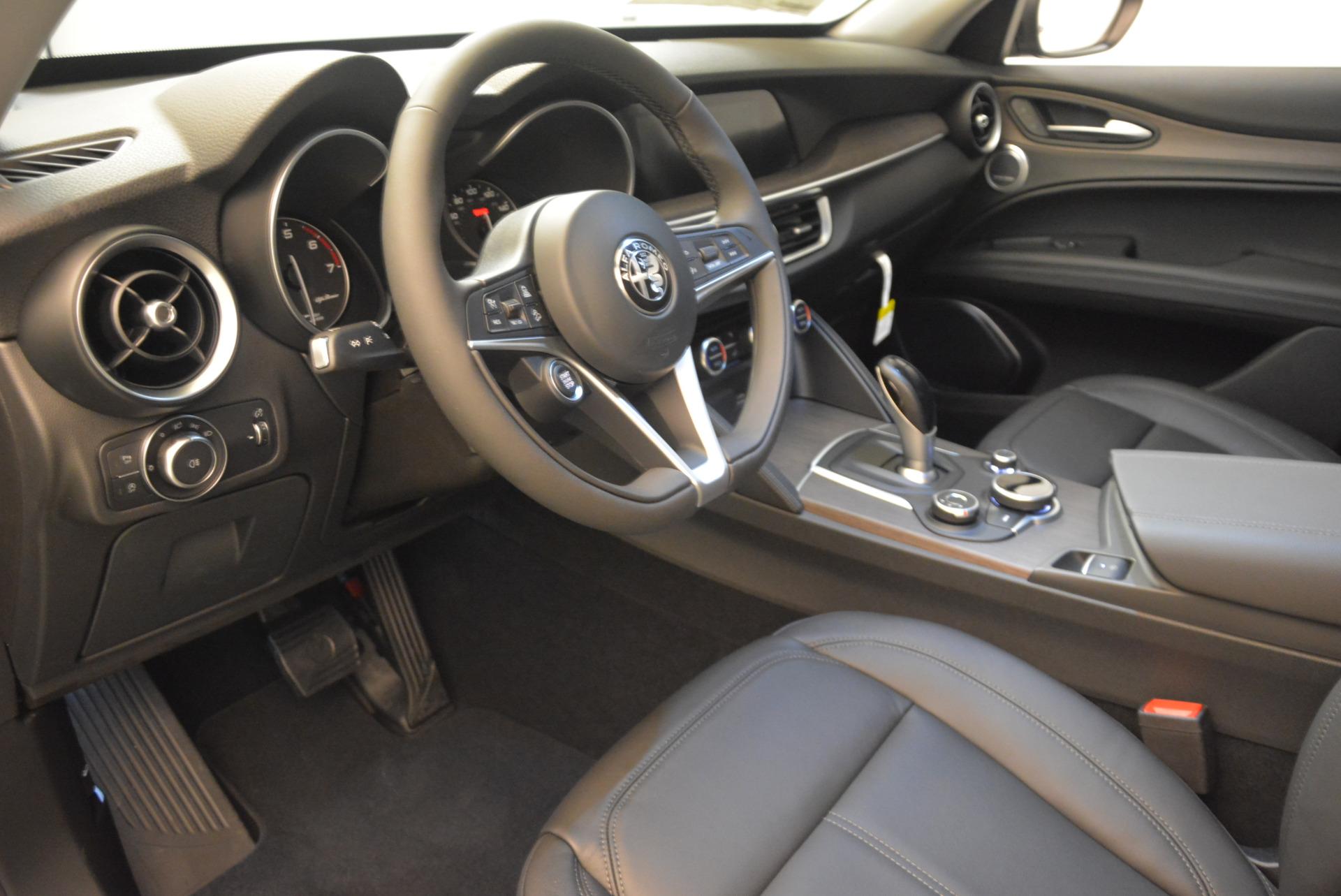 New 2018 Alfa Romeo Stelvio Ti Q4 For Sale In Westport, CT 1371_p13