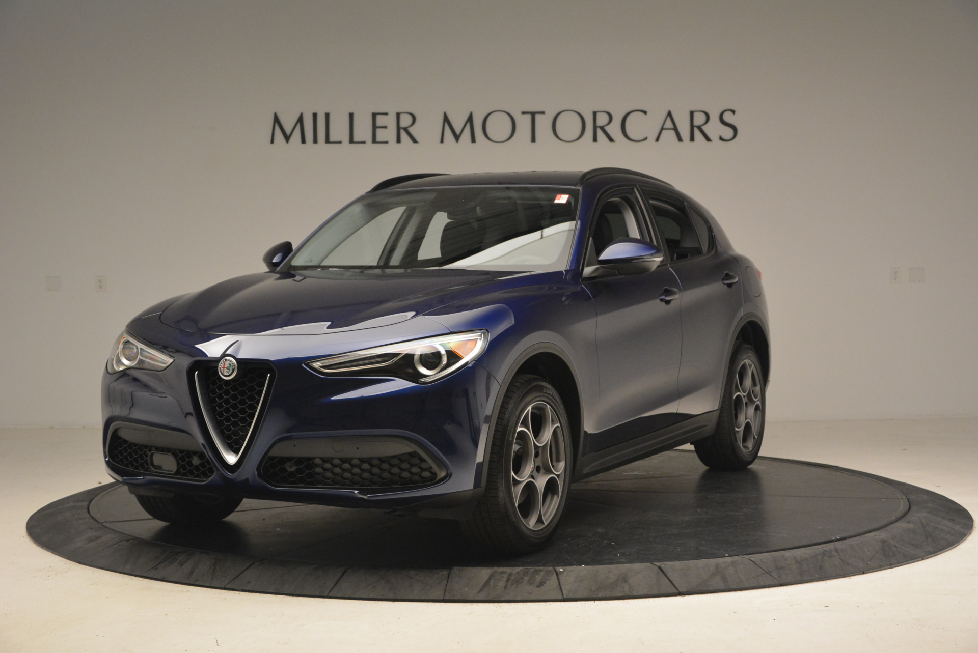 New 2018 Alfa Romeo Stelvio Sport Q4 For Sale In Westport, CT