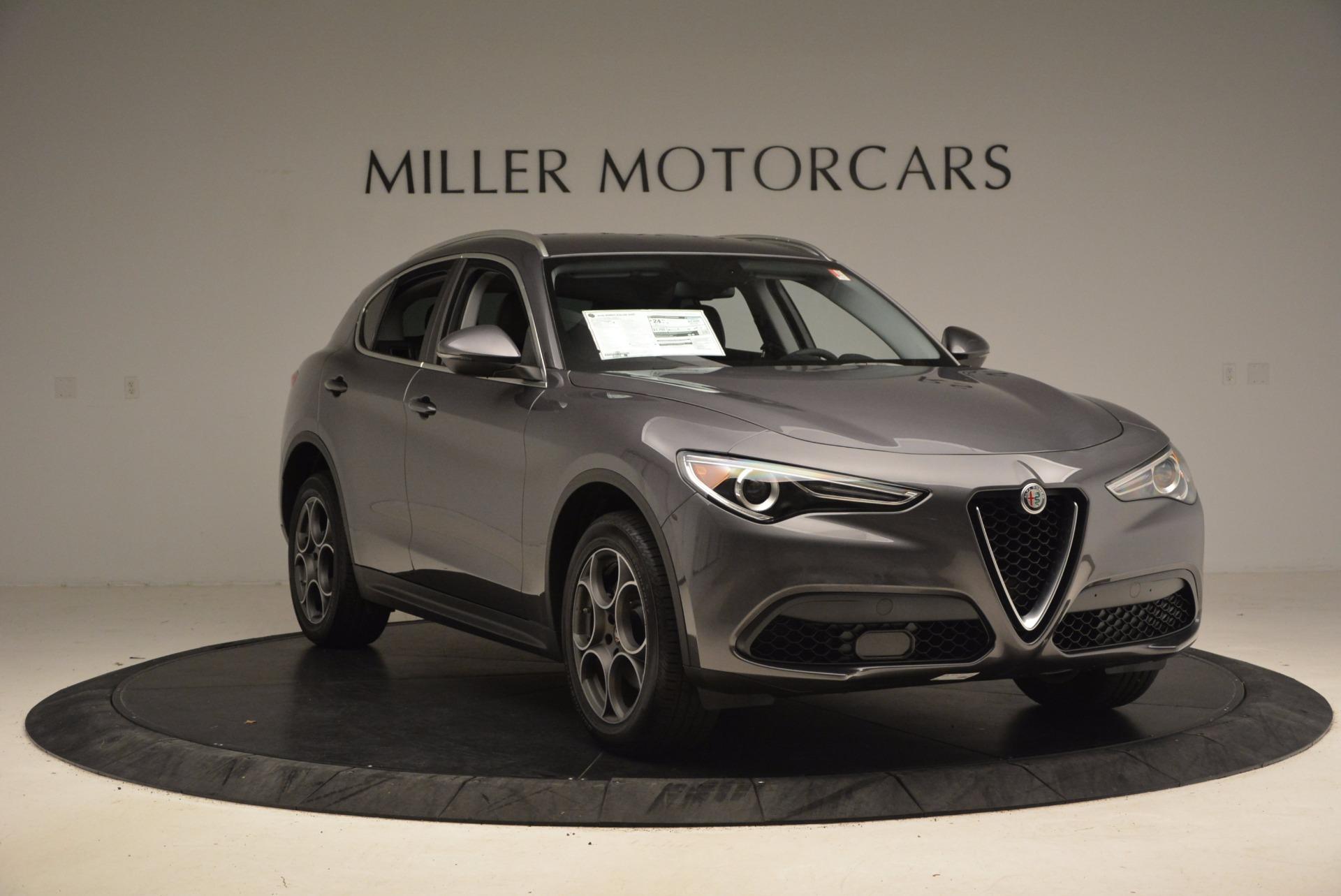 New 2018 Alfa Romeo Stelvio Q4 For Sale In Westport, CT 1376_p11