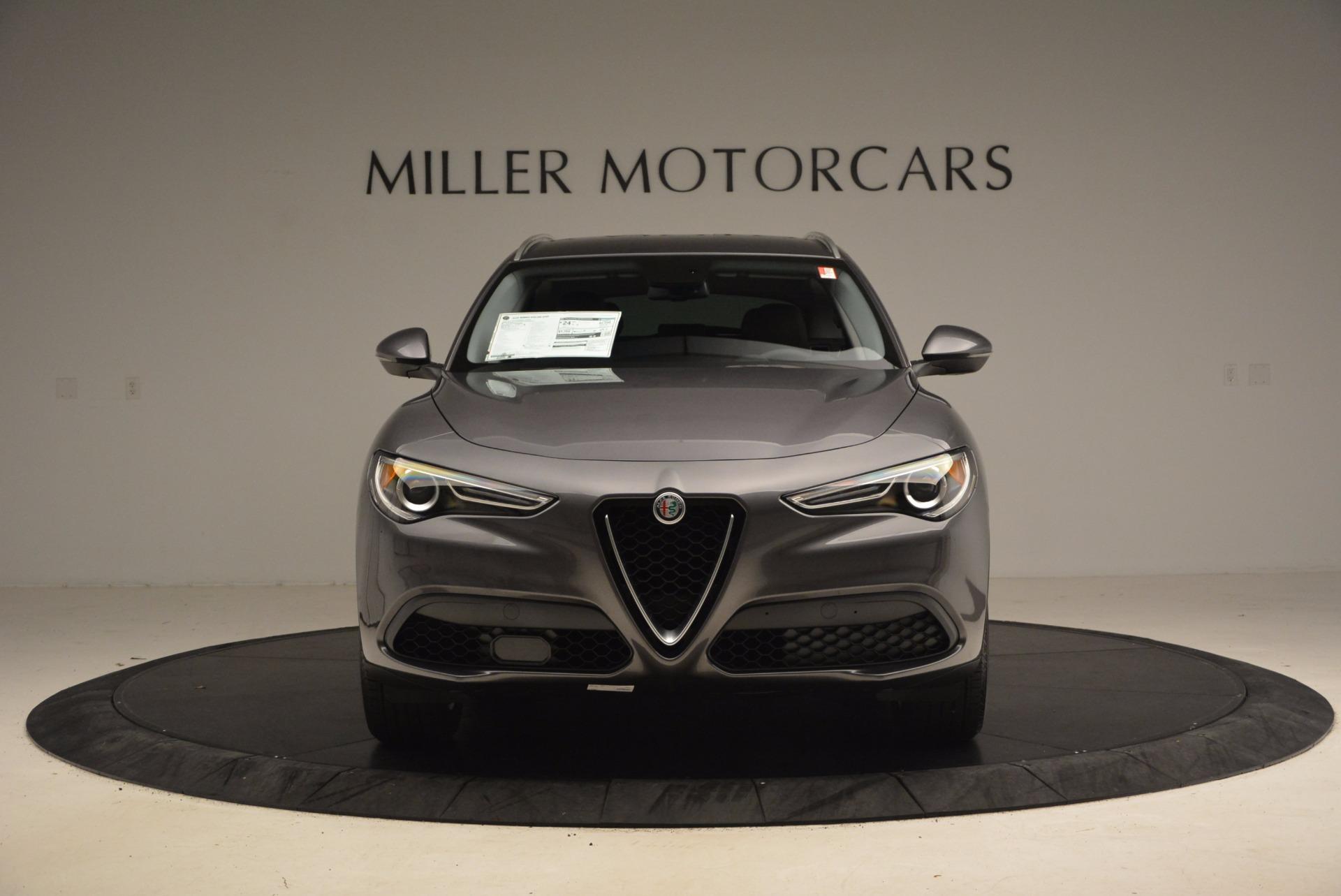 New 2018 Alfa Romeo Stelvio Q4 For Sale In Westport, CT 1376_p12