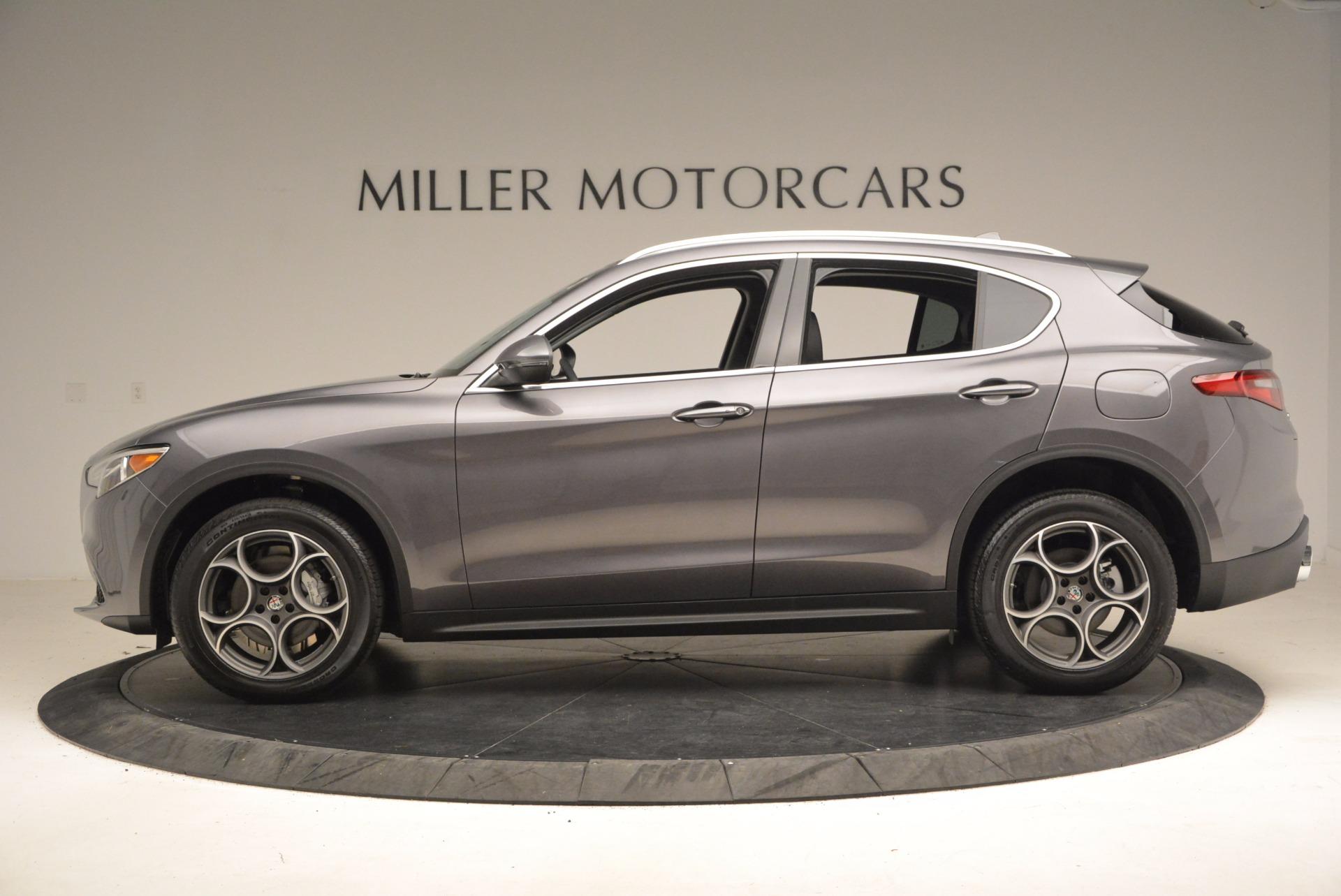 New 2018 Alfa Romeo Stelvio Q4 For Sale In Westport, CT 1376_p3