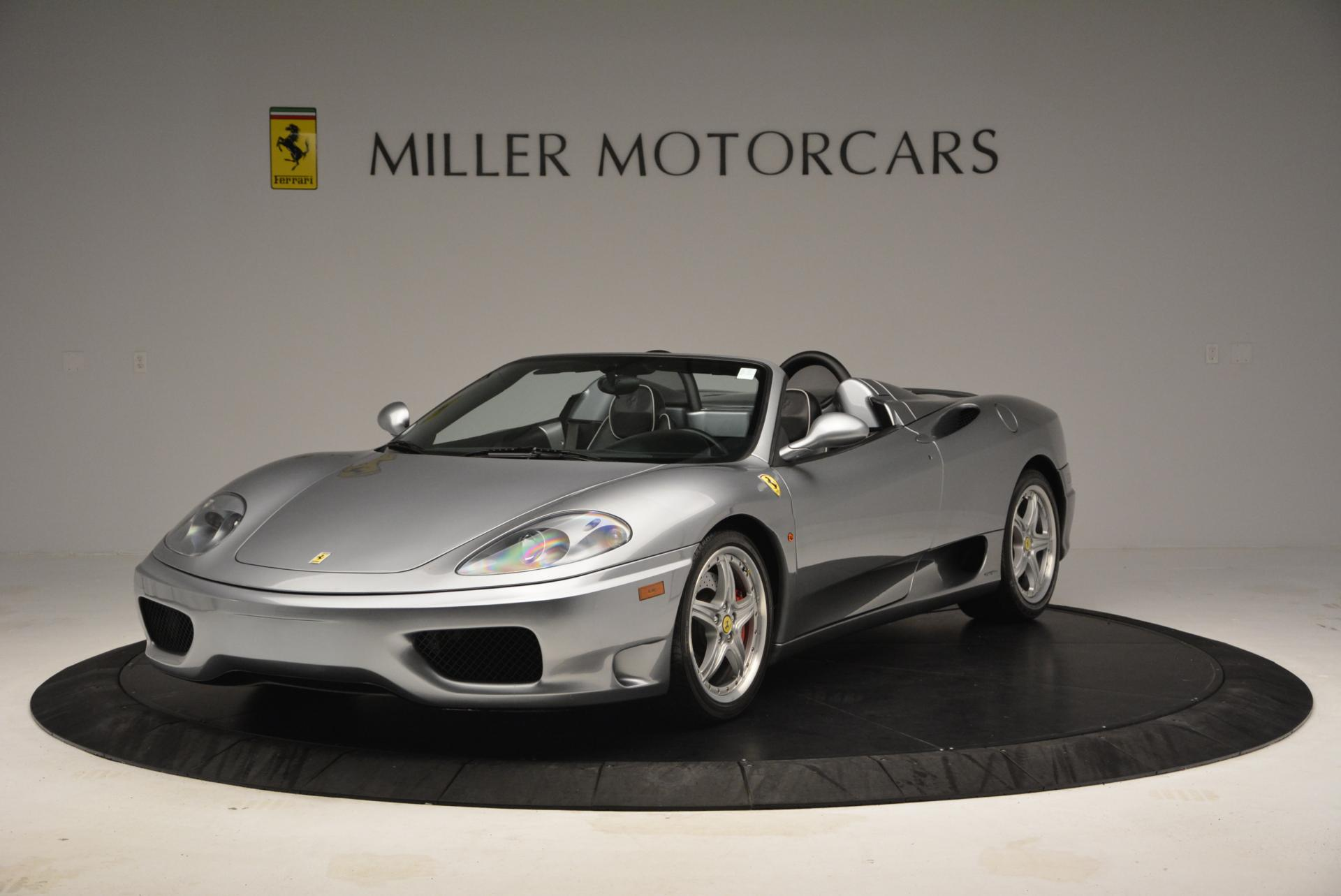 Used 2004 Ferrari 360 Spider 6-Speed Manual  For Sale In Westport, CT
