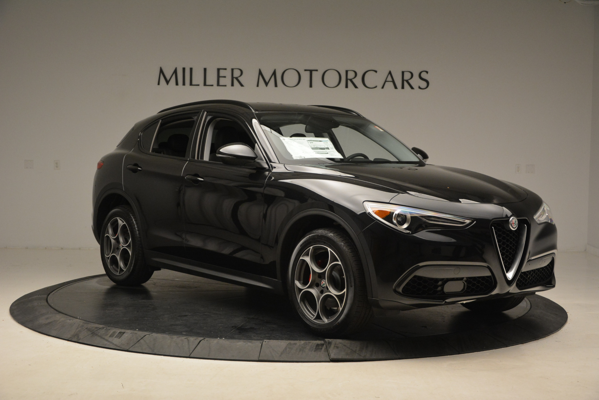 New 2018 Alfa Romeo Stelvio Sport Q4 For Sale In Westport, CT 1380_p11
