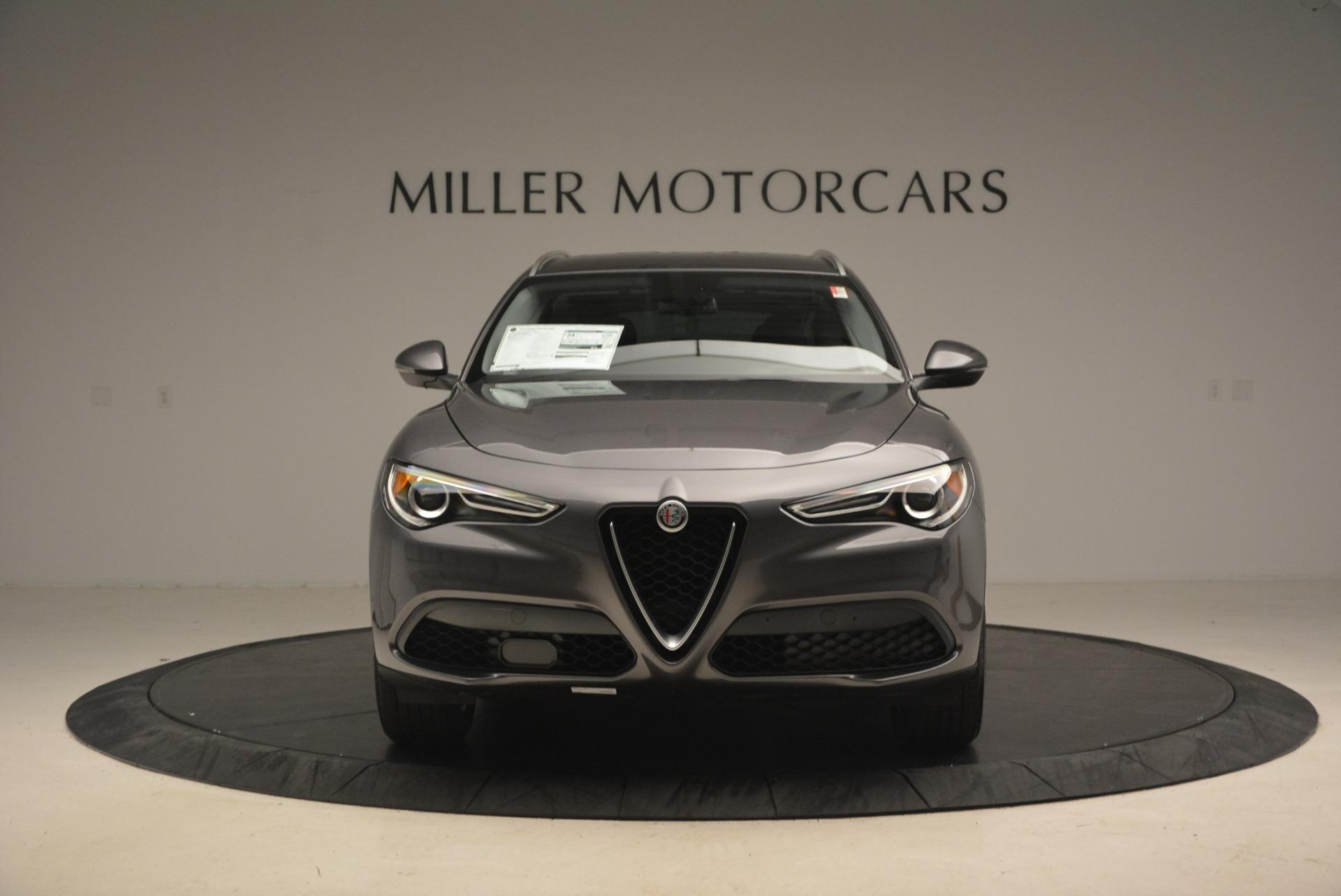 New 2018 Alfa Romeo Stelvio Sport Q4 For Sale In Westport, CT 1381_p12