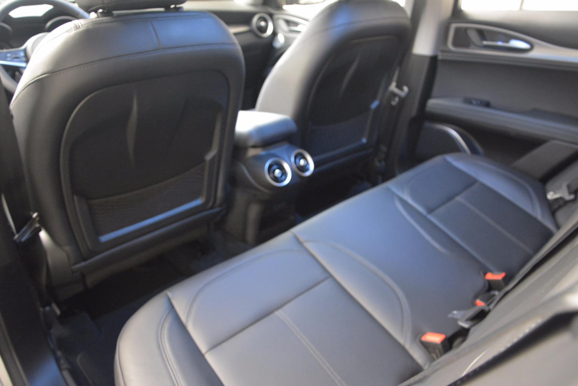 New 2018 Alfa Romeo Stelvio Ti Q4 For Sale In Westport, CT 1382_p24