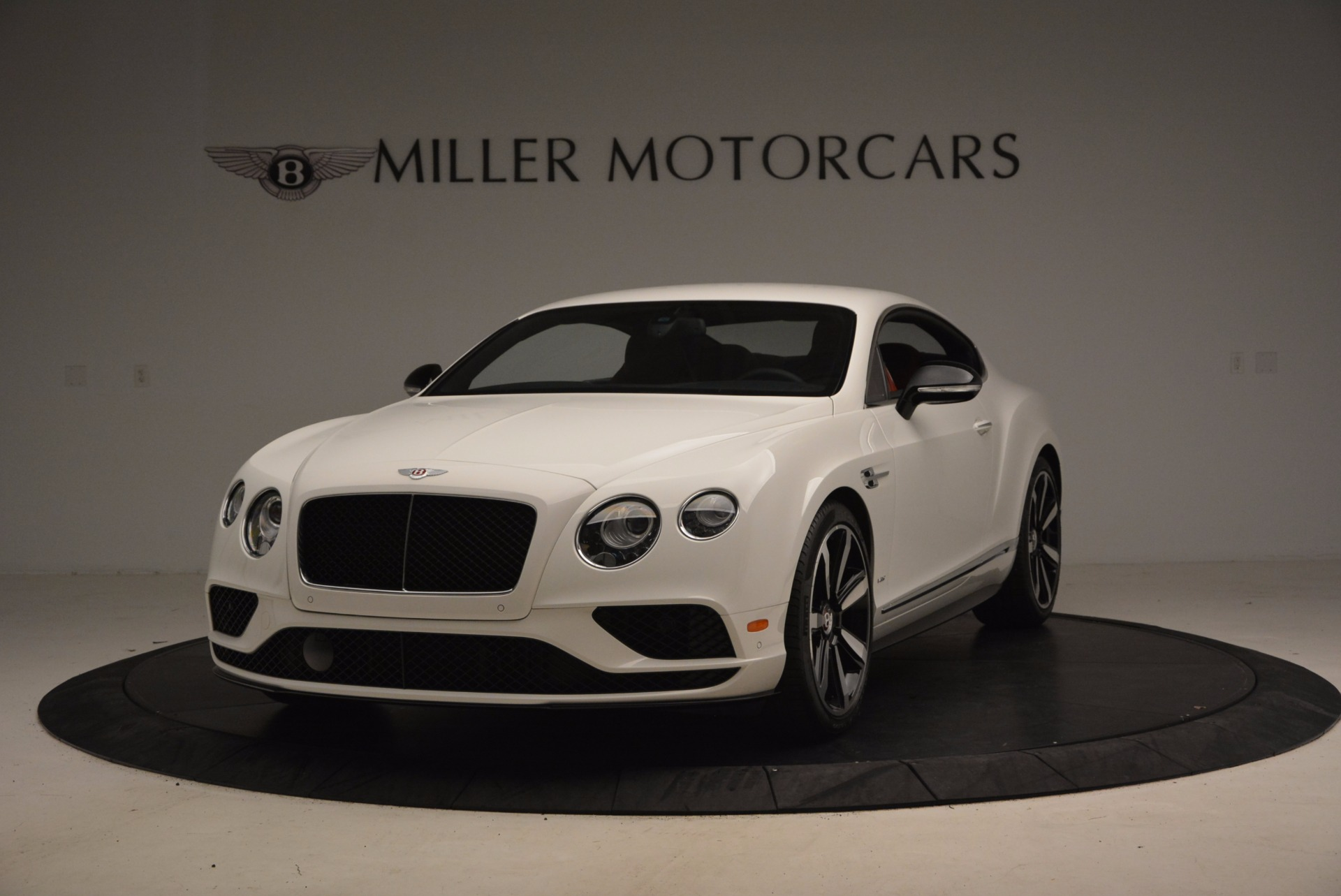 New 2017 Bentley Continental GT V8 S For Sale In Westport, CT 1384_main