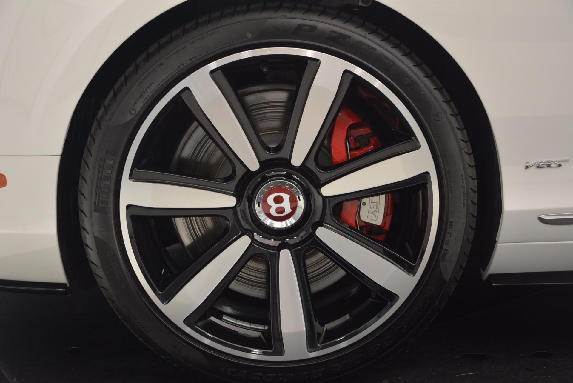 New 2017 Bentley Continental GT V8 S For Sale In Westport, CT 1384_p18