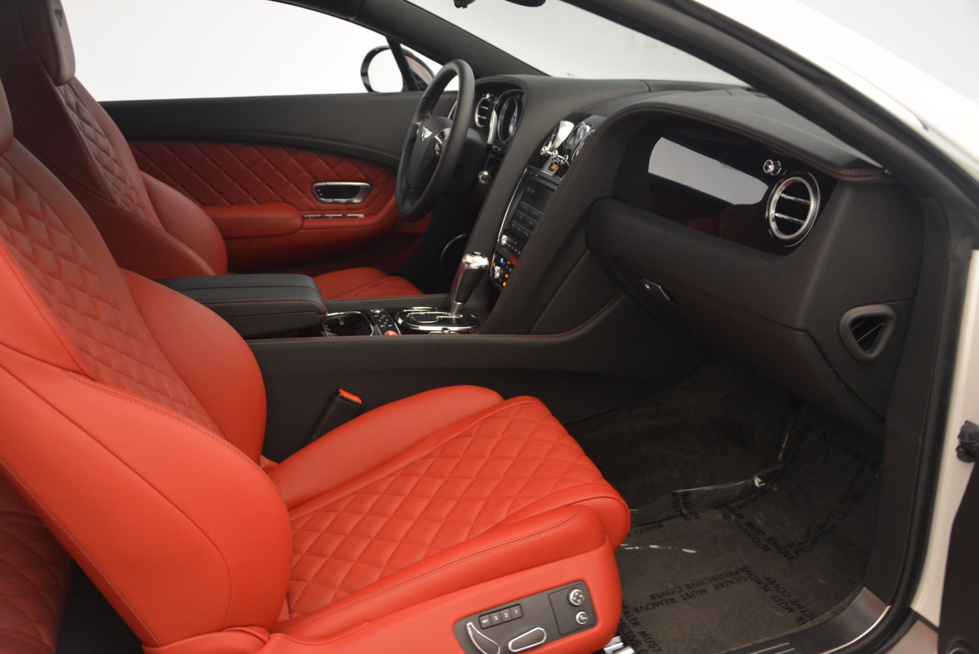 New 2017 Bentley Continental GT V8 S For Sale In Westport, CT 1384_p36